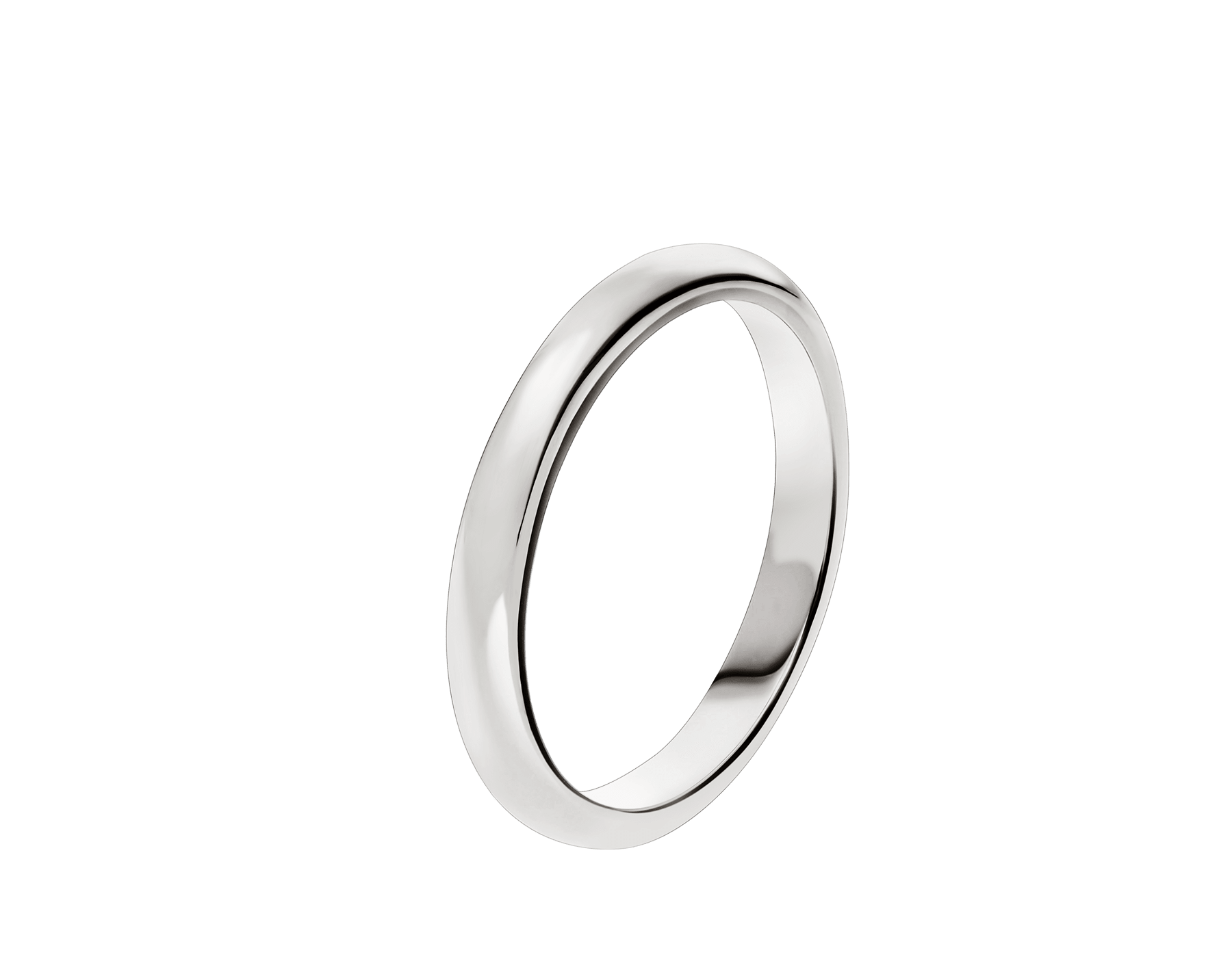 Fedi Wedding Band in platinum AN214702 image 1