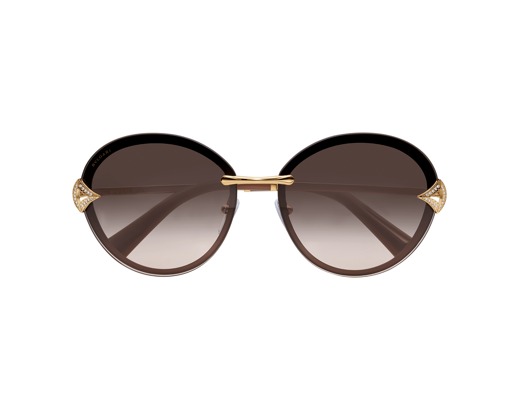 DIVAS' DREAM oval metal sunglasses. 903396 image 2
