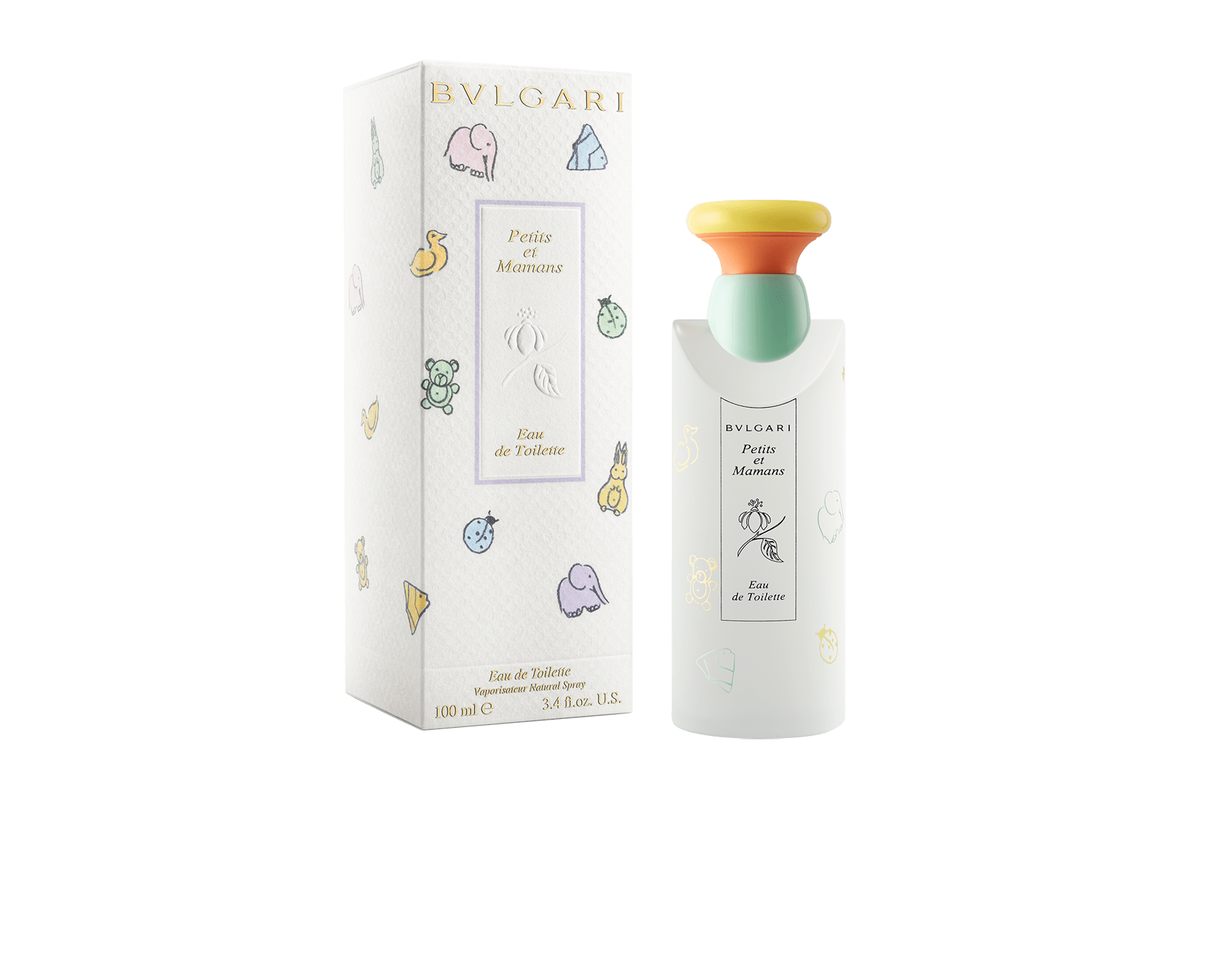 A delicate fragrance dedicated to the relationship between mothers and children. 41129 image 2