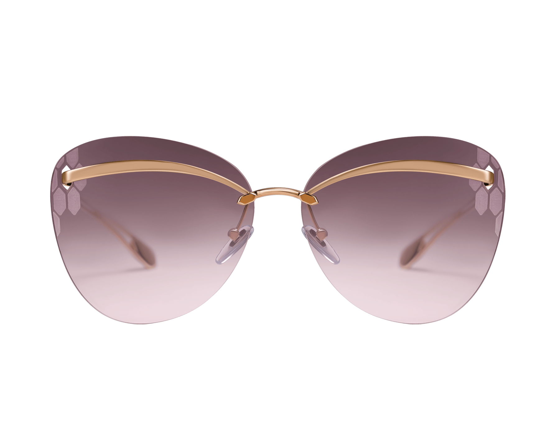 Bulgari Serpenti Flyingscale butterfly metal sunglasses. 903899 image 2