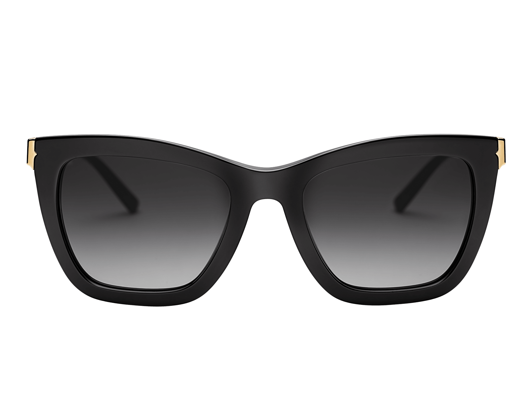 "Gafas de sol B.zero1 ""Downtown"" rectangulares en acetato 904074 image 2"