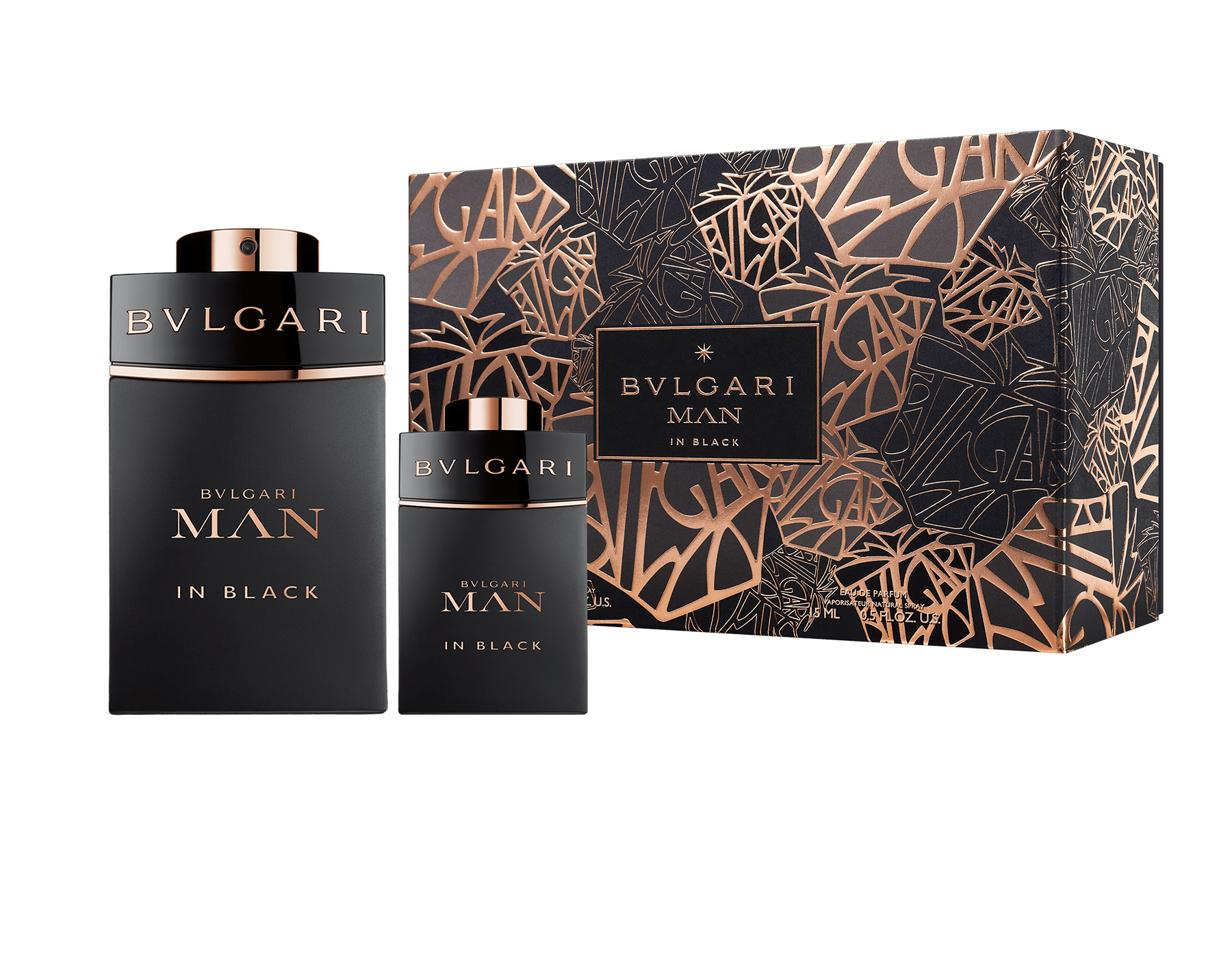 Eau de Parfum Bvlgari Man 100ml +Eau de Parfum Bvlgari Man 15ml 40456 image 1
