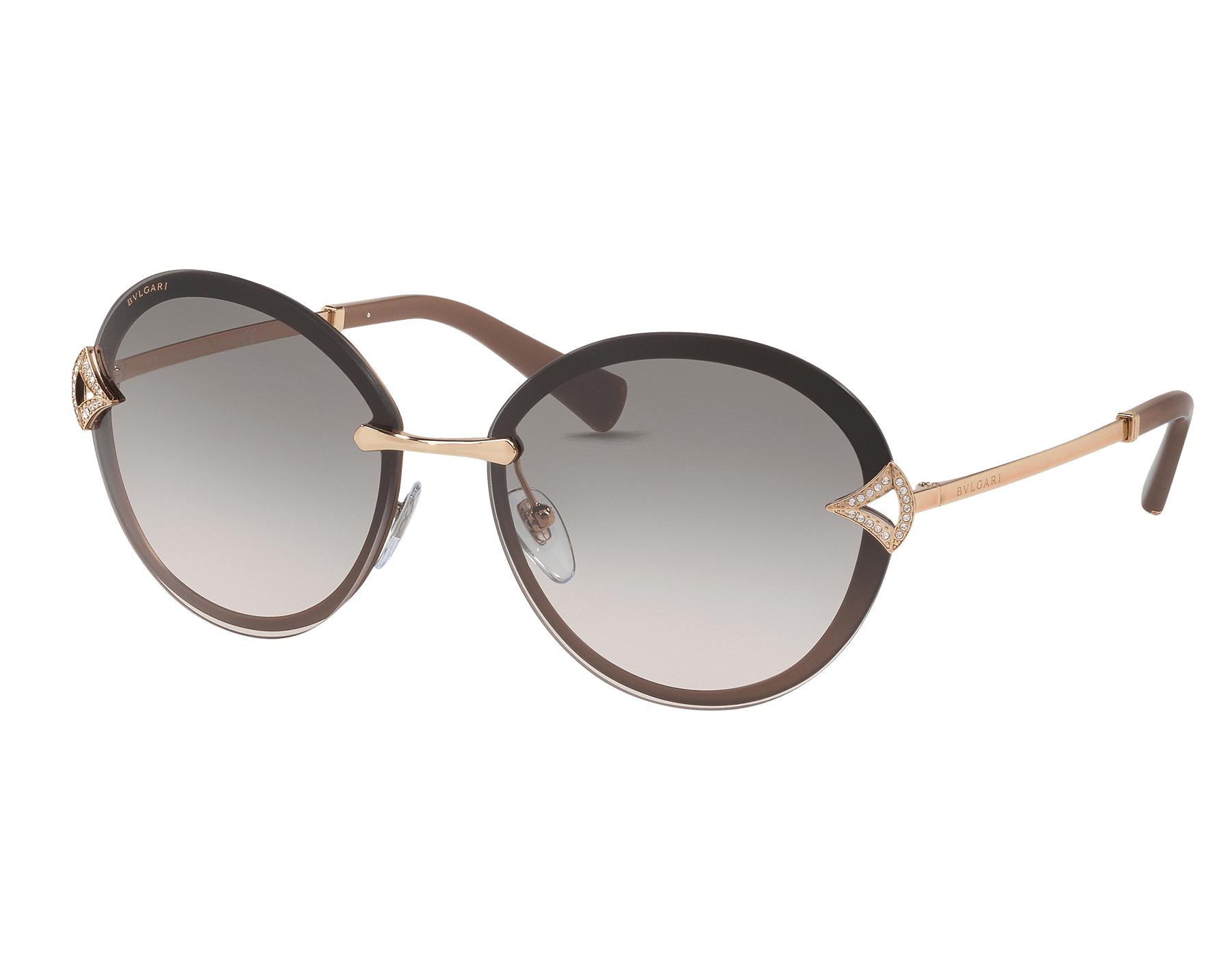 DIVAS' DREAM oval metal sunglasses. 903396 image 1