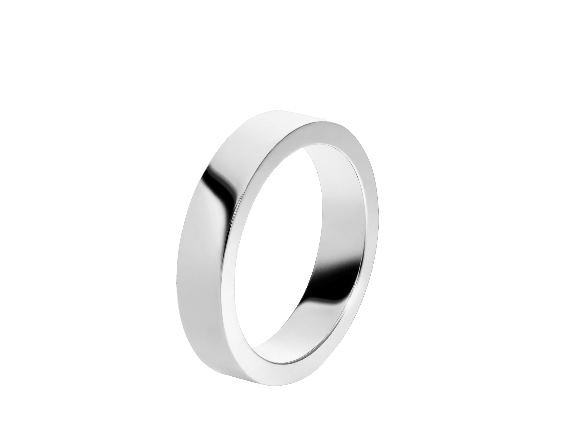 MarryMe wedding band in platinum AN854103 image 1