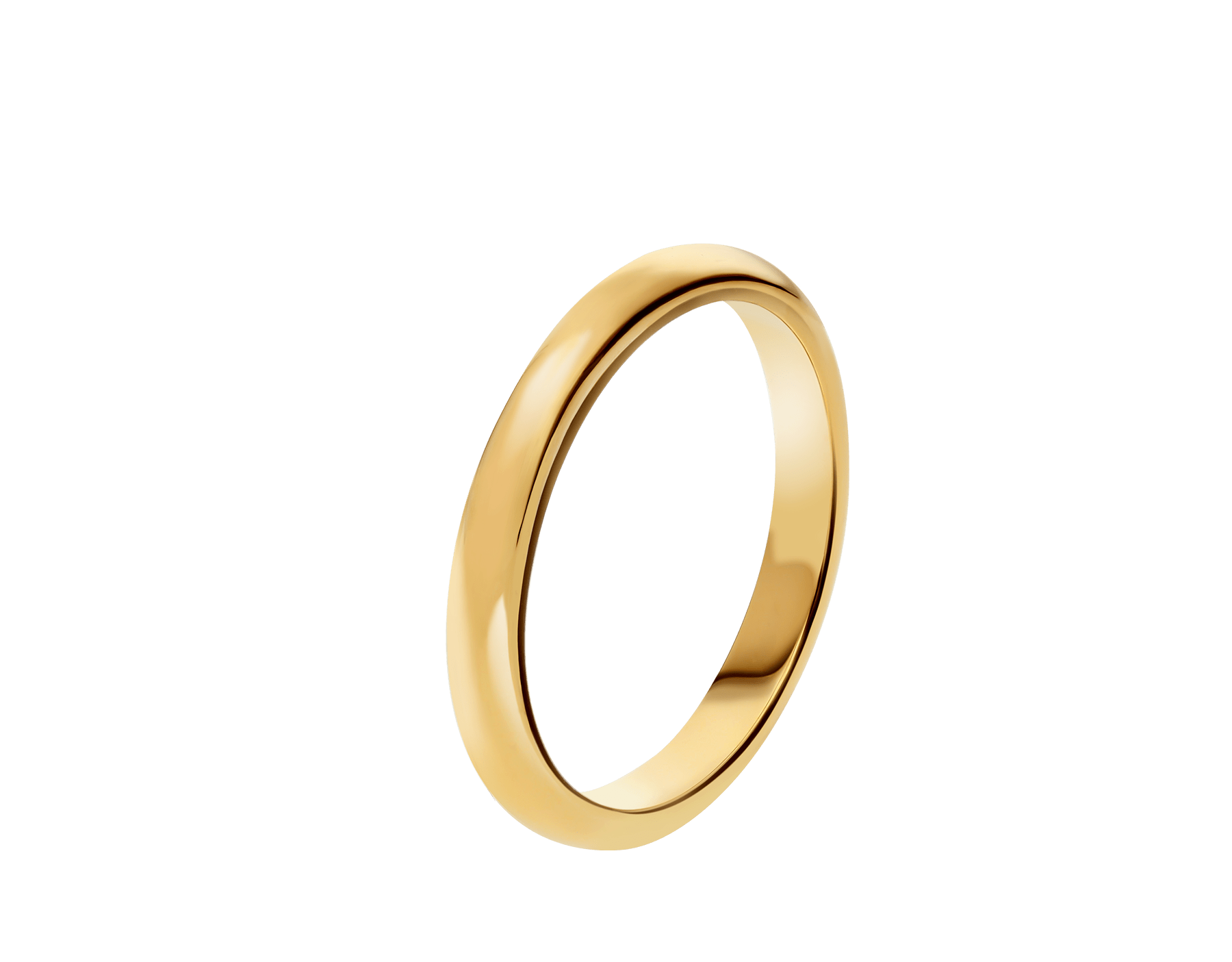 Fedi Wedding Band in 18 kt yellow gold AN214701 image 1