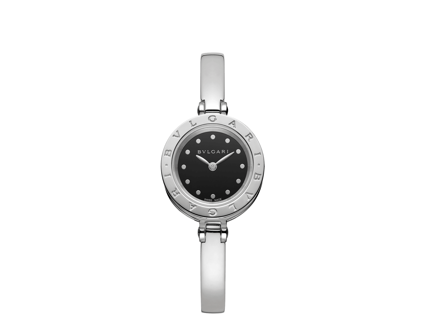 </BR/> B01watch-white-black-dial image 3