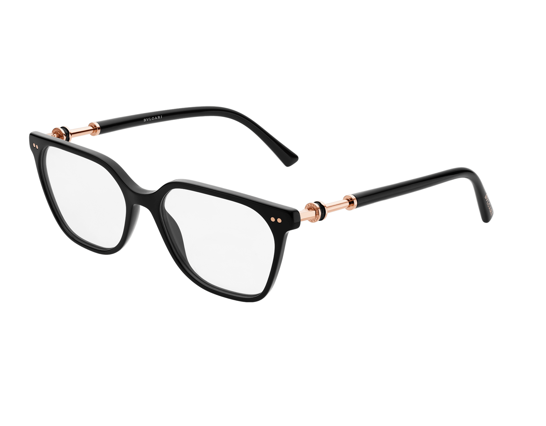 Bvlgari B.zero1 rectangular acetate glasses. 903874 image 1