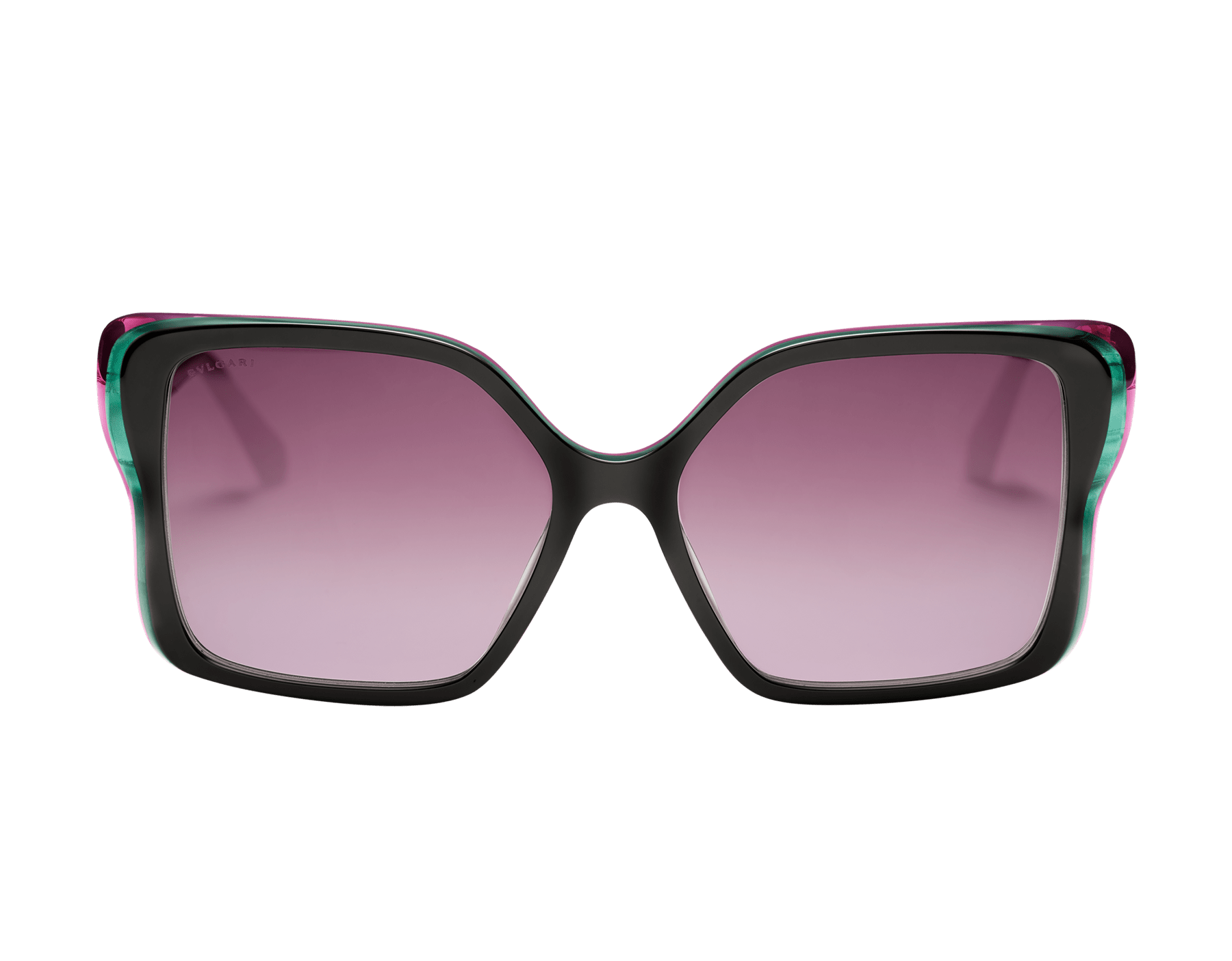 """Serpenti """"Back-to-Scale"""" acetate butterfly sunglasses 904055 image 2"""