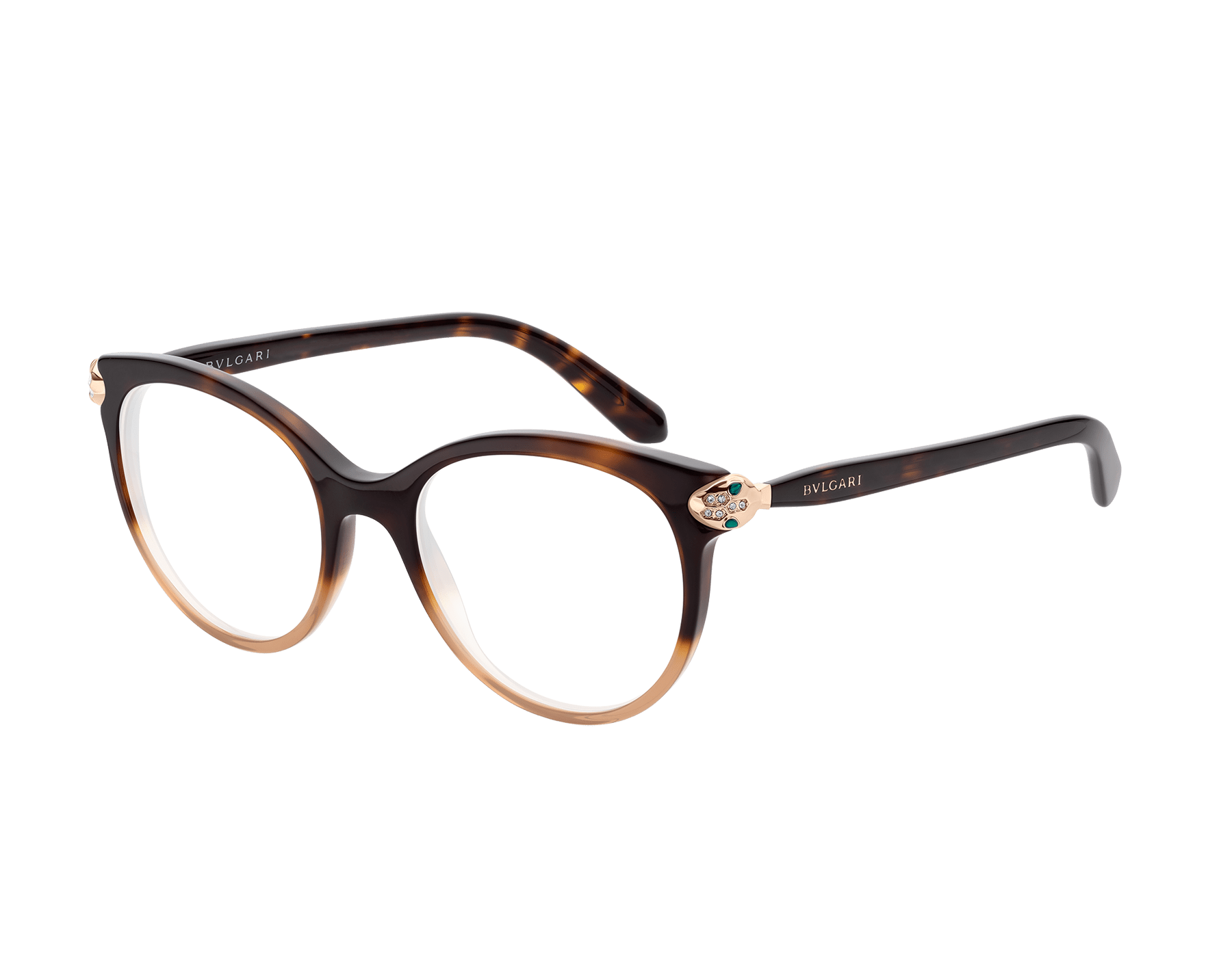Serpenti cat-eye acetate eyeglasses. 903629 image 1