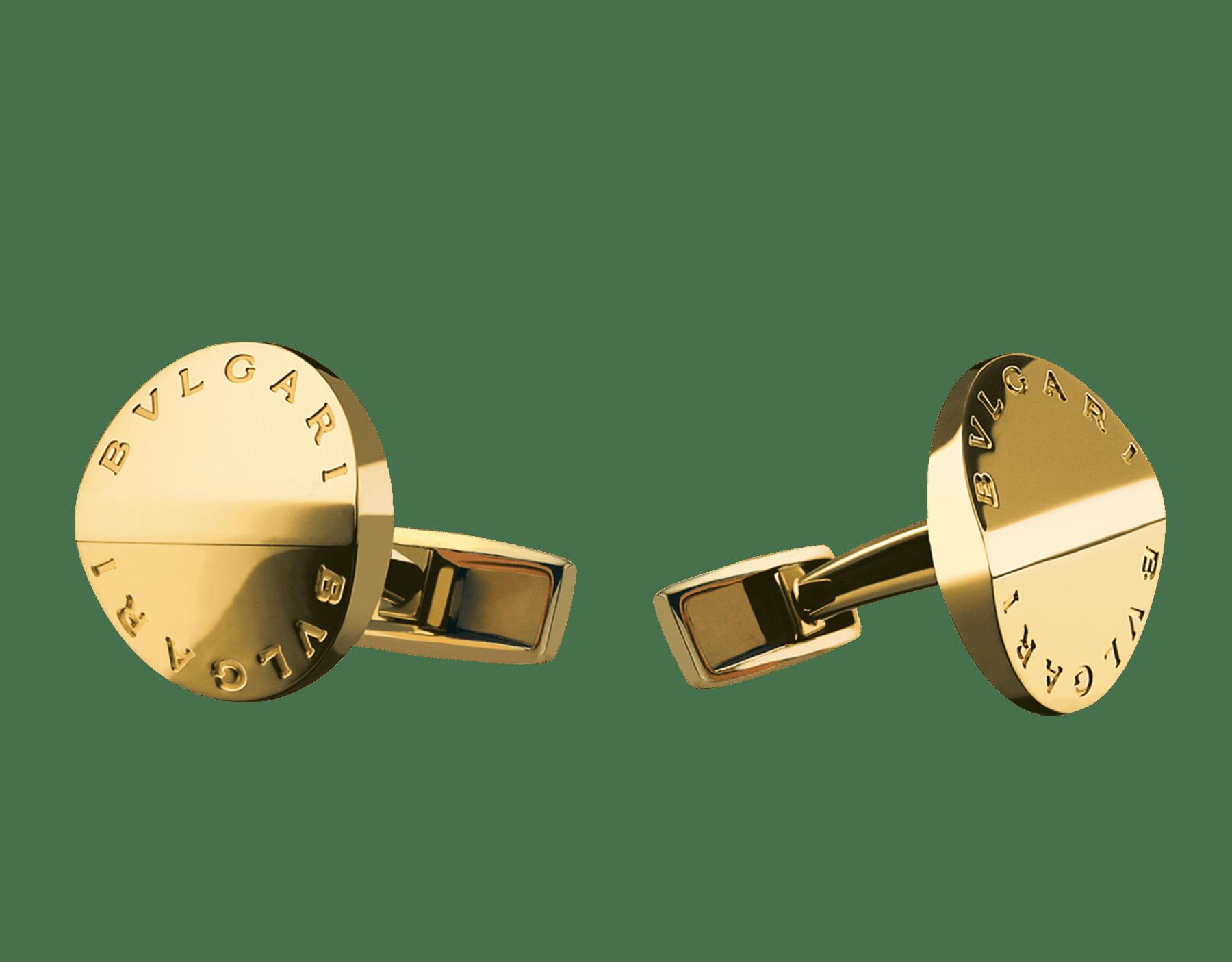 Gemelli BVLGARI BVLGARI in oro giallo 18 kt. 341172 image 1