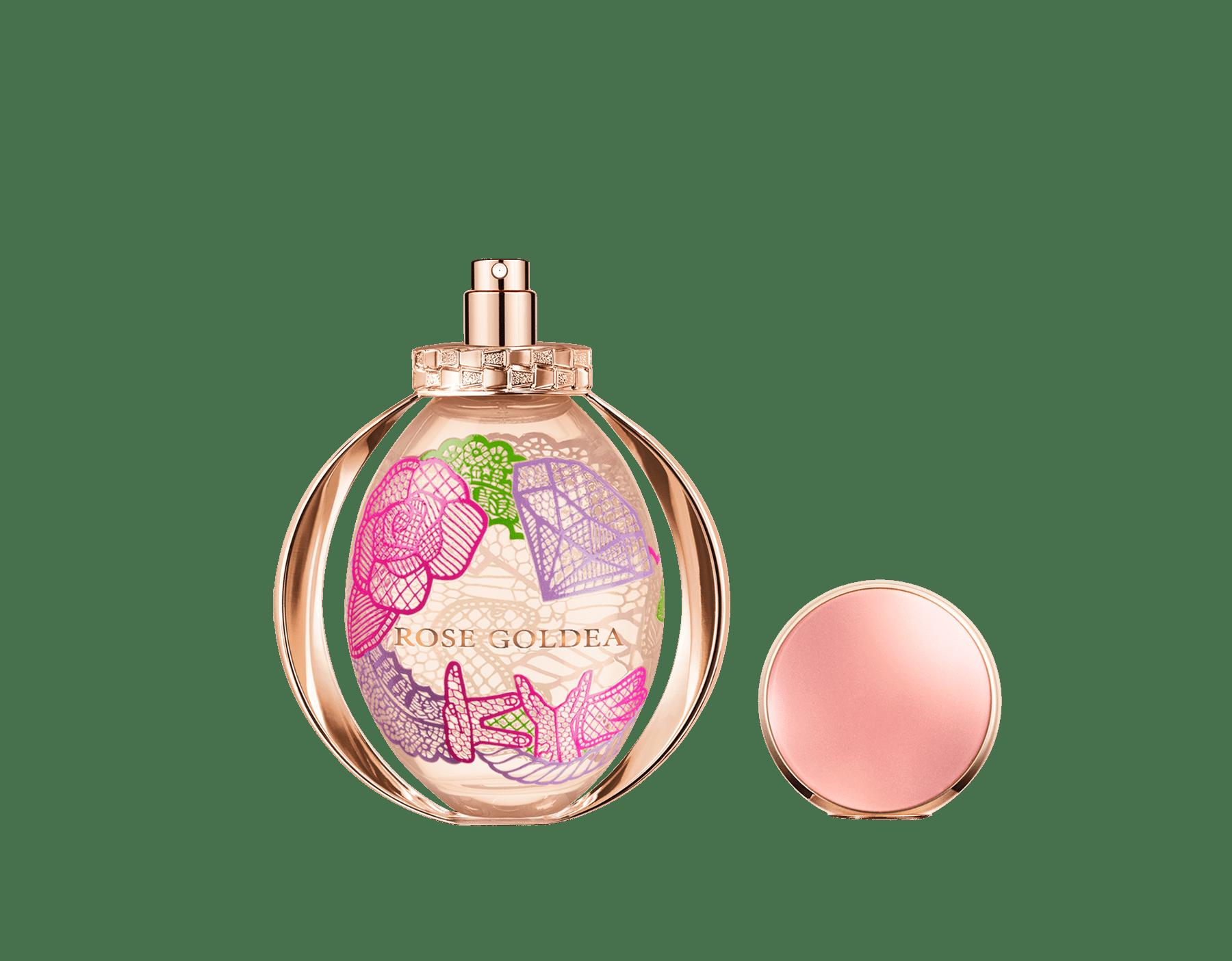 A new Limited Edition in collaboration with a Korean artist, Kathleen Kye, encapsulating the original Rose Goldea Eau de Parfum. 41150 image 3