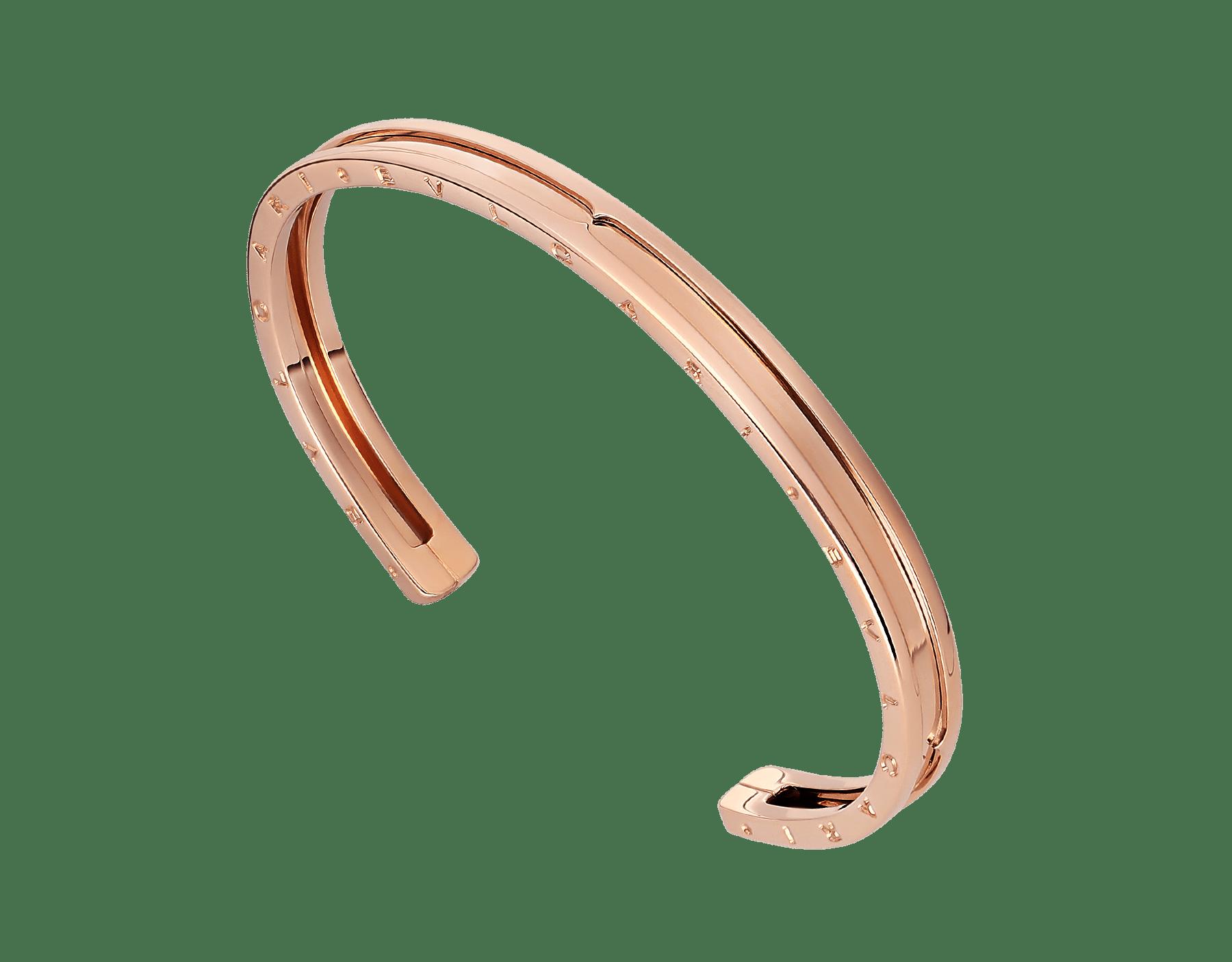 Pulsera B.zero1 en oro rosa de 18 qt. BR855437 image 1