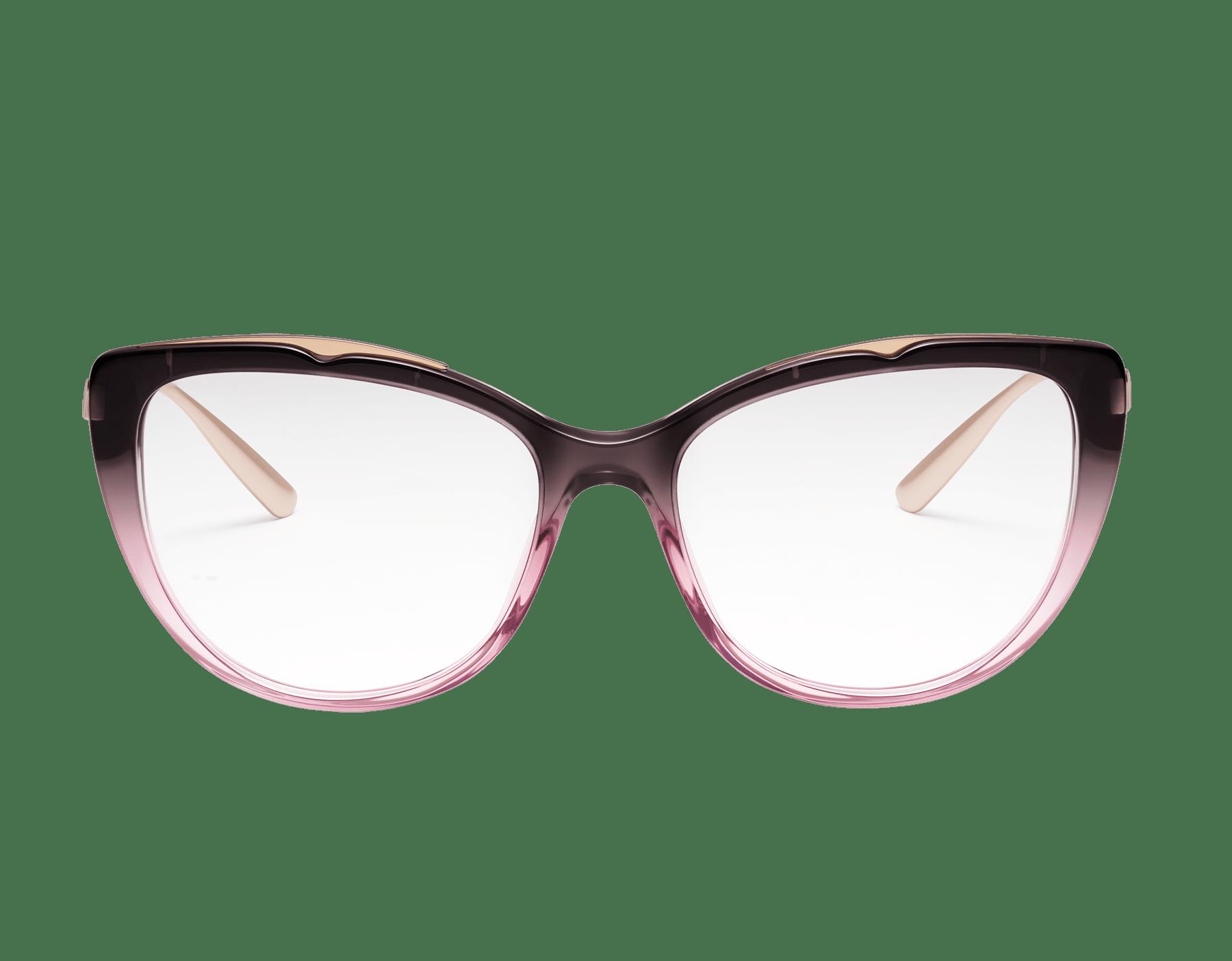 寶格麗 B.zero1 貓眼光學鏡架。 903939 image 2
