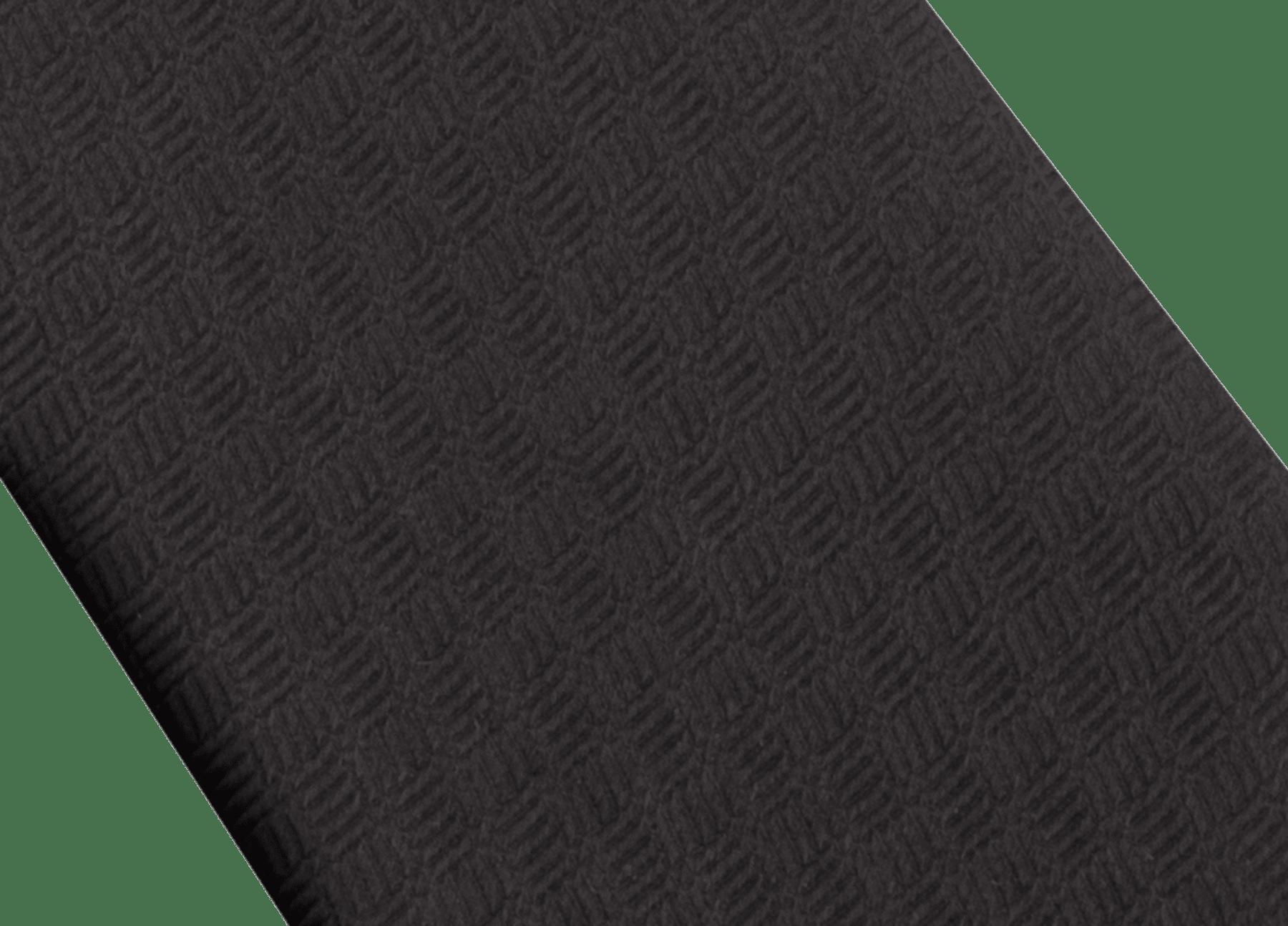 "Navy ""B3D"" pattern tie in fine jacquard silk. B3D image 2"
