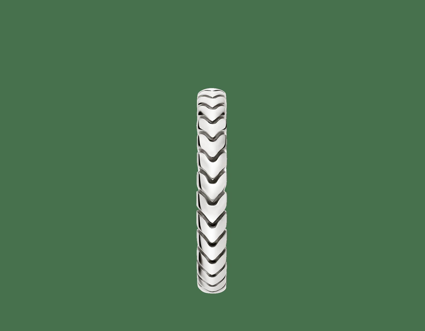 スピガ ウェディング・リング。プラチナ製結婚指輪。(3mm幅) AN856816 image 2