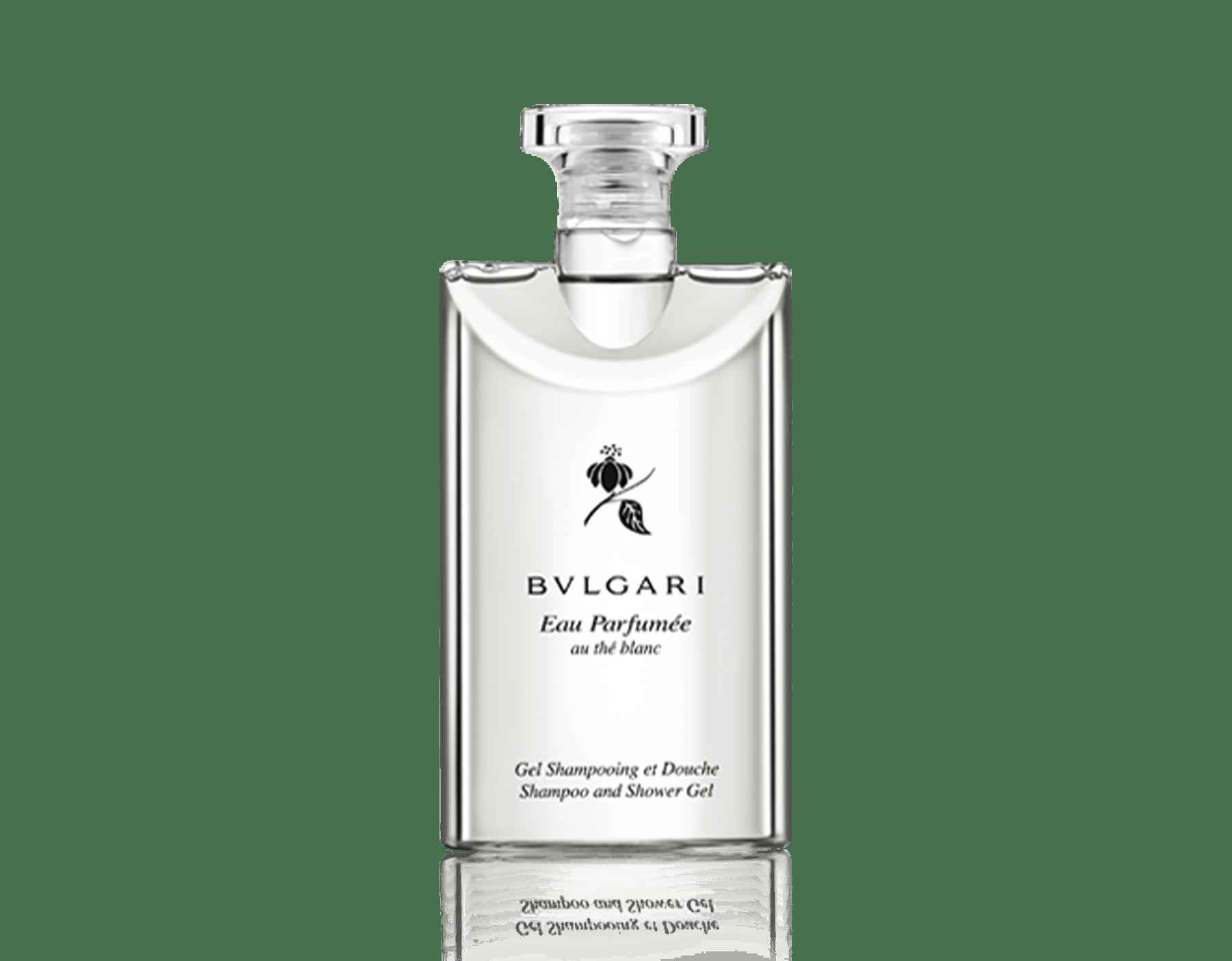 A refined bath line combining Eau Parfumée au Thé Blanc softening ingredients 40308 image 1