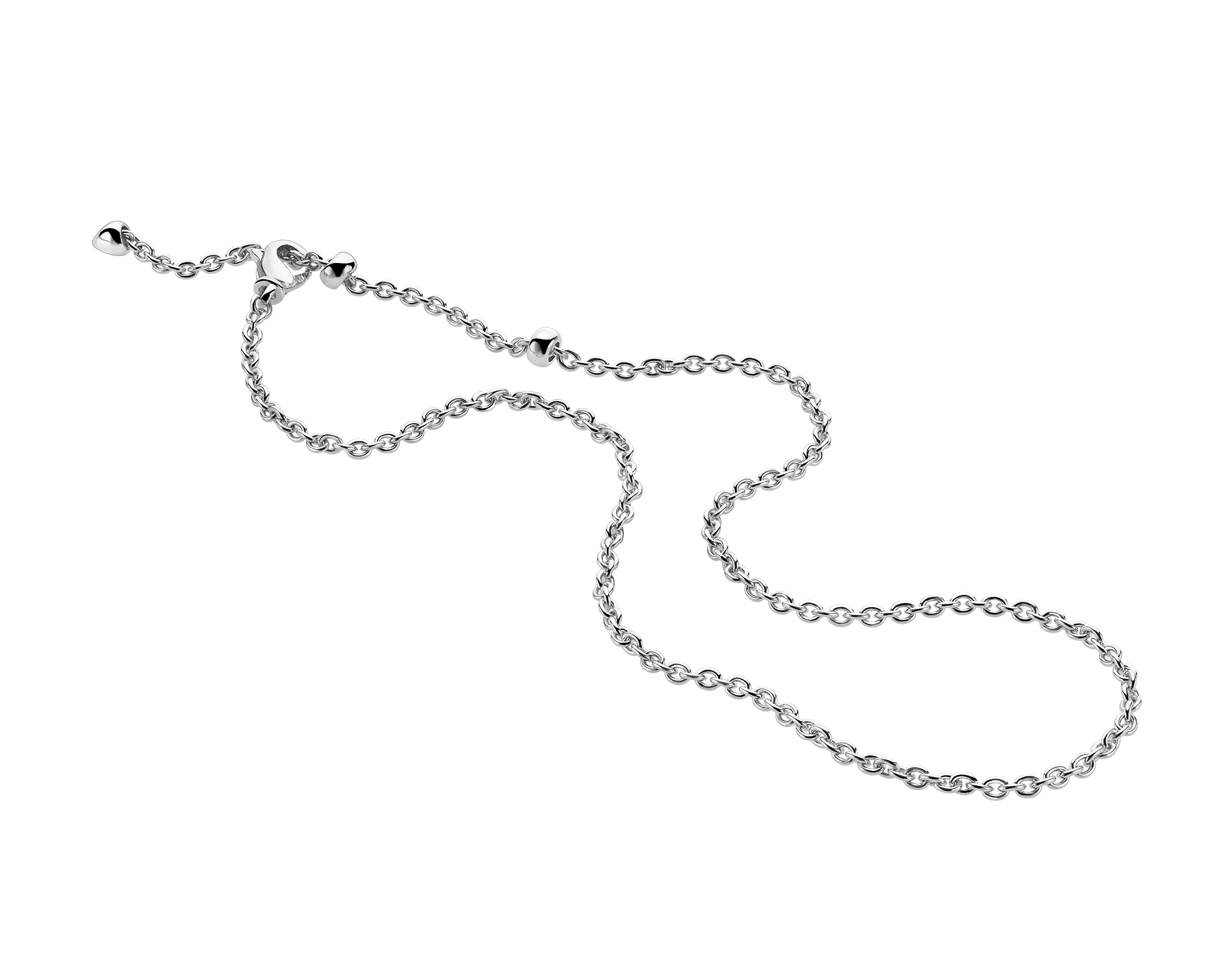 Catene chain in 18 kt white gold 335073 image 1