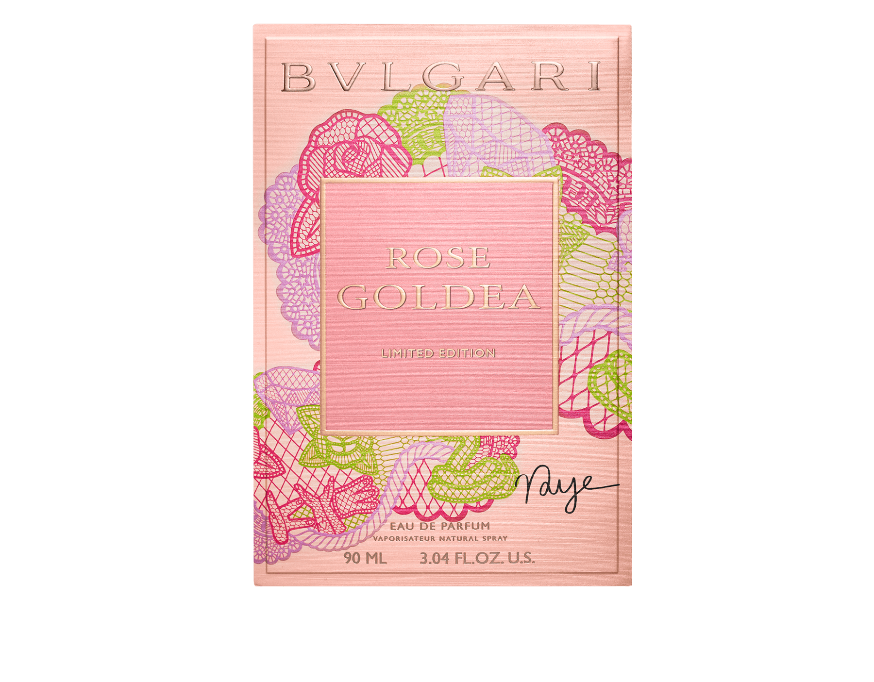 A new Limited Edition in collaboration with a Korean artist, Kathleen Kye, encapsulating the original Rose Goldea Eau de Parfum. 41150 image 5