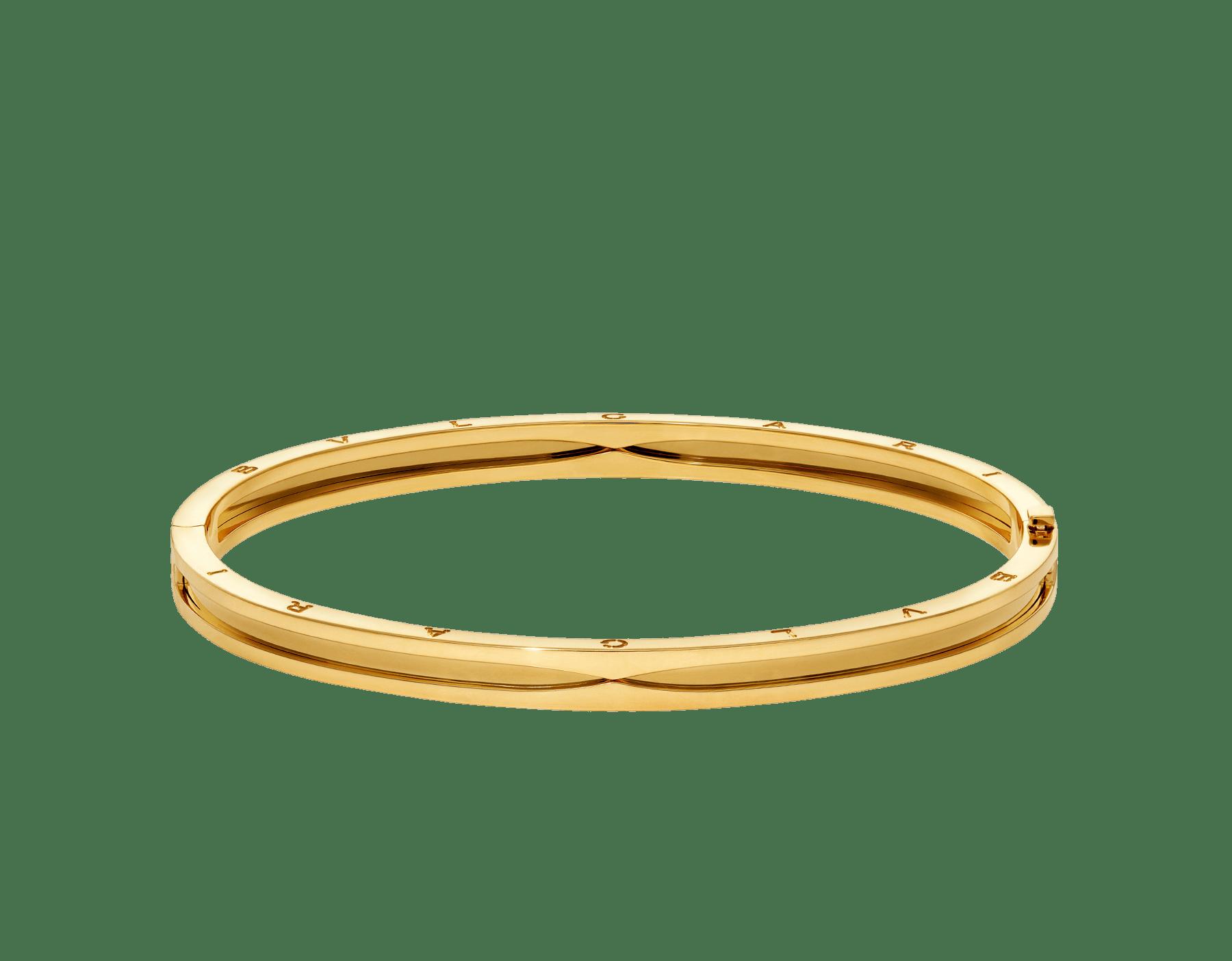 Браслет в форме кольца B.zero1, желтое золото 18карат BR858726 image 2
