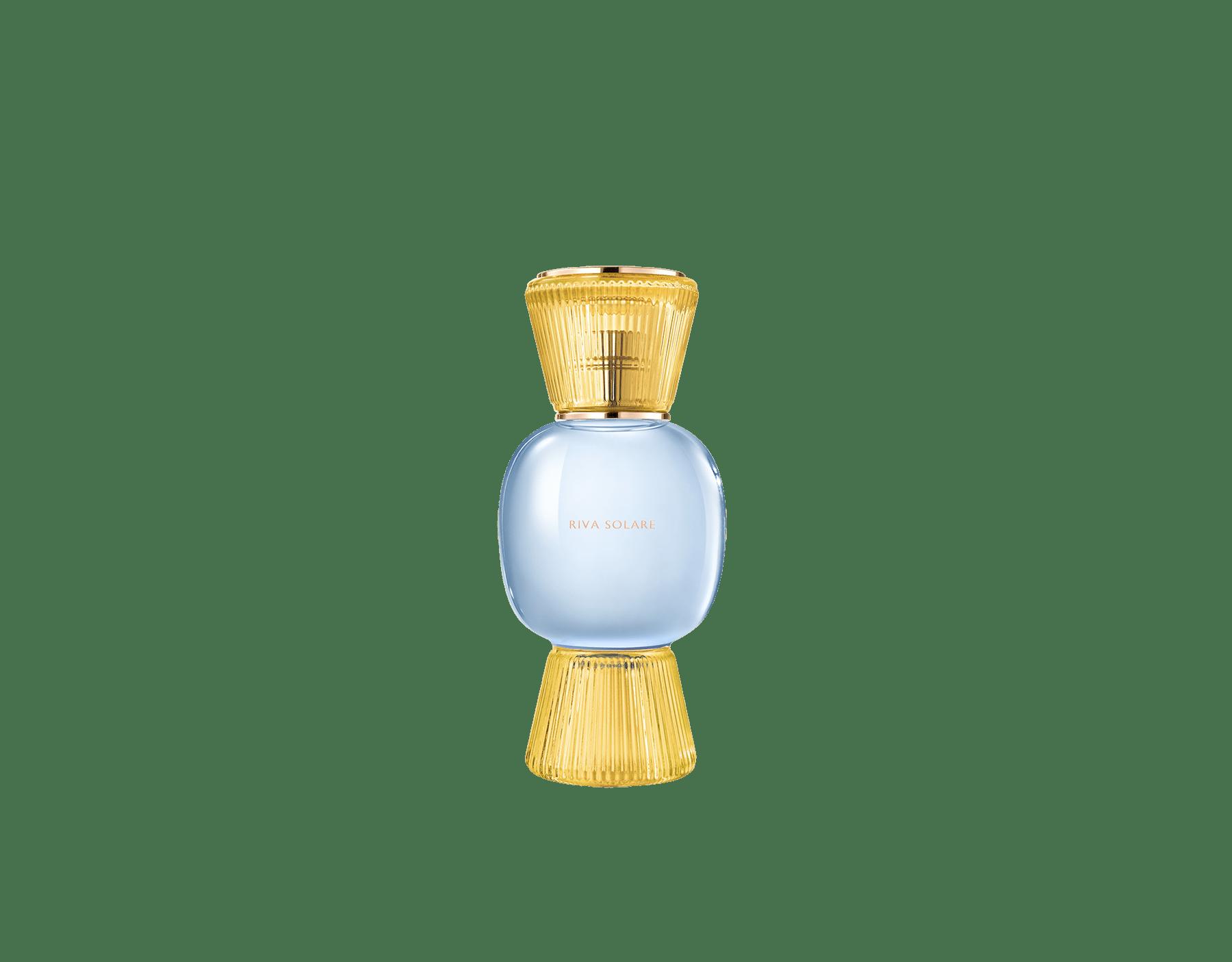 «Riva Solare représente les vacances éternelles en Italie.» Jacques Cavallier Un agrume pétillant incarnant l'énergie palpitante d'un tour sur la Mer Méditerrannée 41242 image 1