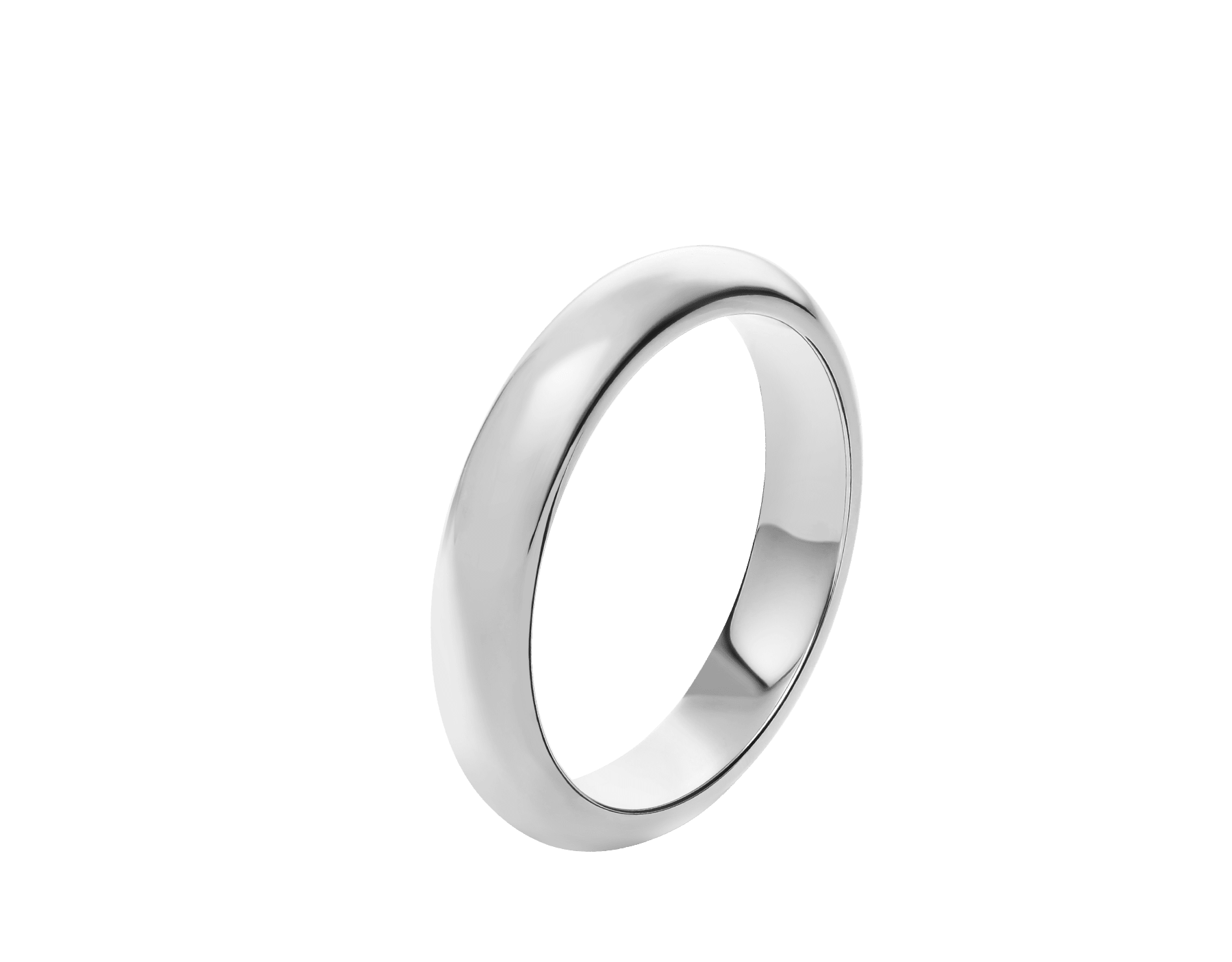 Fedi Wedding Band in platinum AN852824 image 1