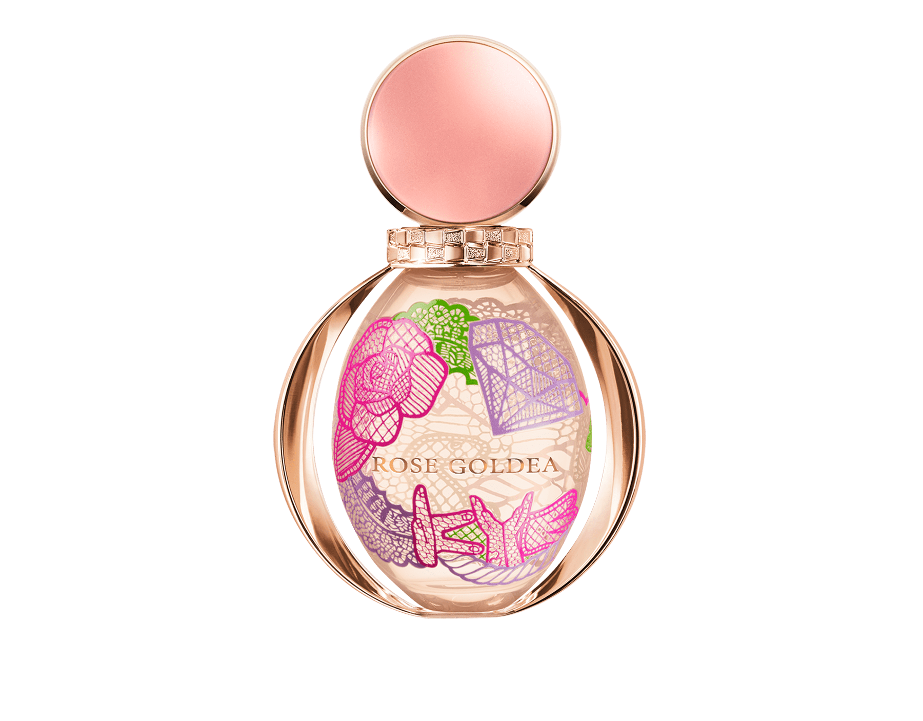 A new Limited Edition in collaboration with a Korean artist, Kathleen Kye, encapsulating the original Rose Goldea Eau de Parfum. 41150 image 1