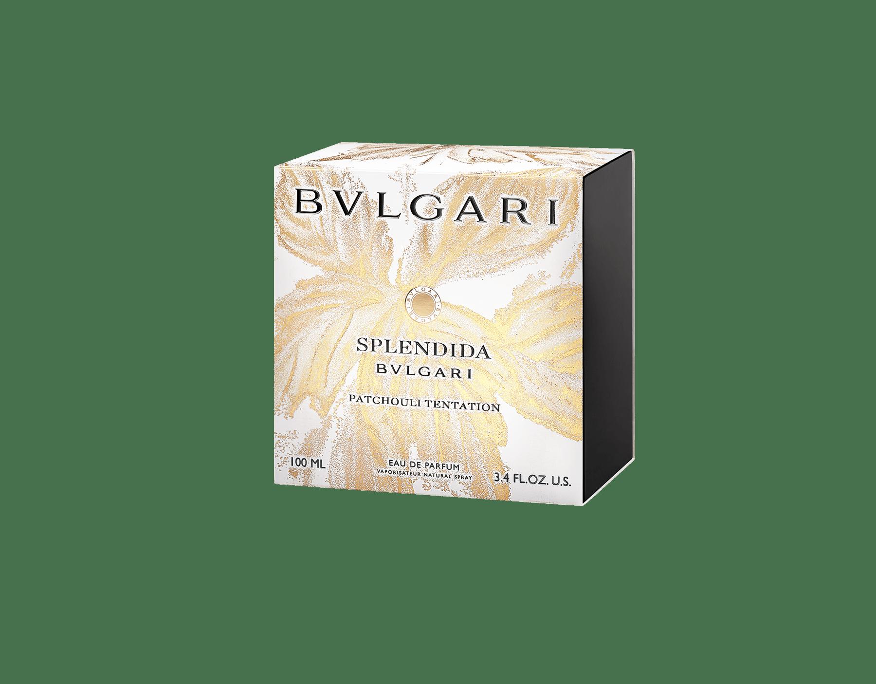Un parfum chypré floral délicat et irrésistible, composé d'un trio de patchouli reflétant toute l'ardeur d'une tentation grandissante. 41127 image 2