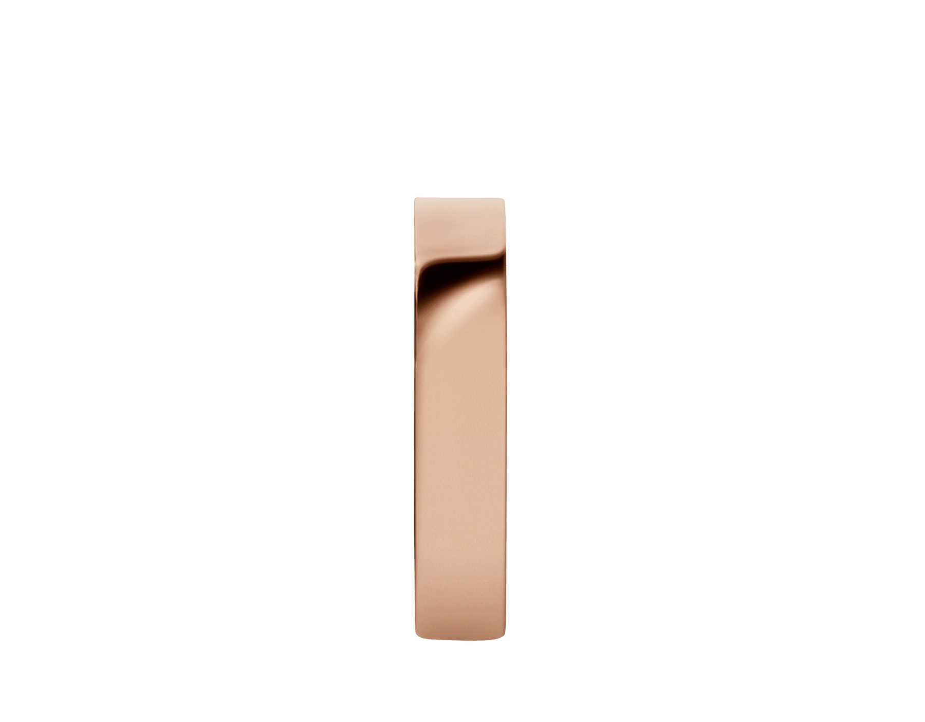 Fede nuziale MarryMe in oro rosa 18 kt. AN858410 image 2