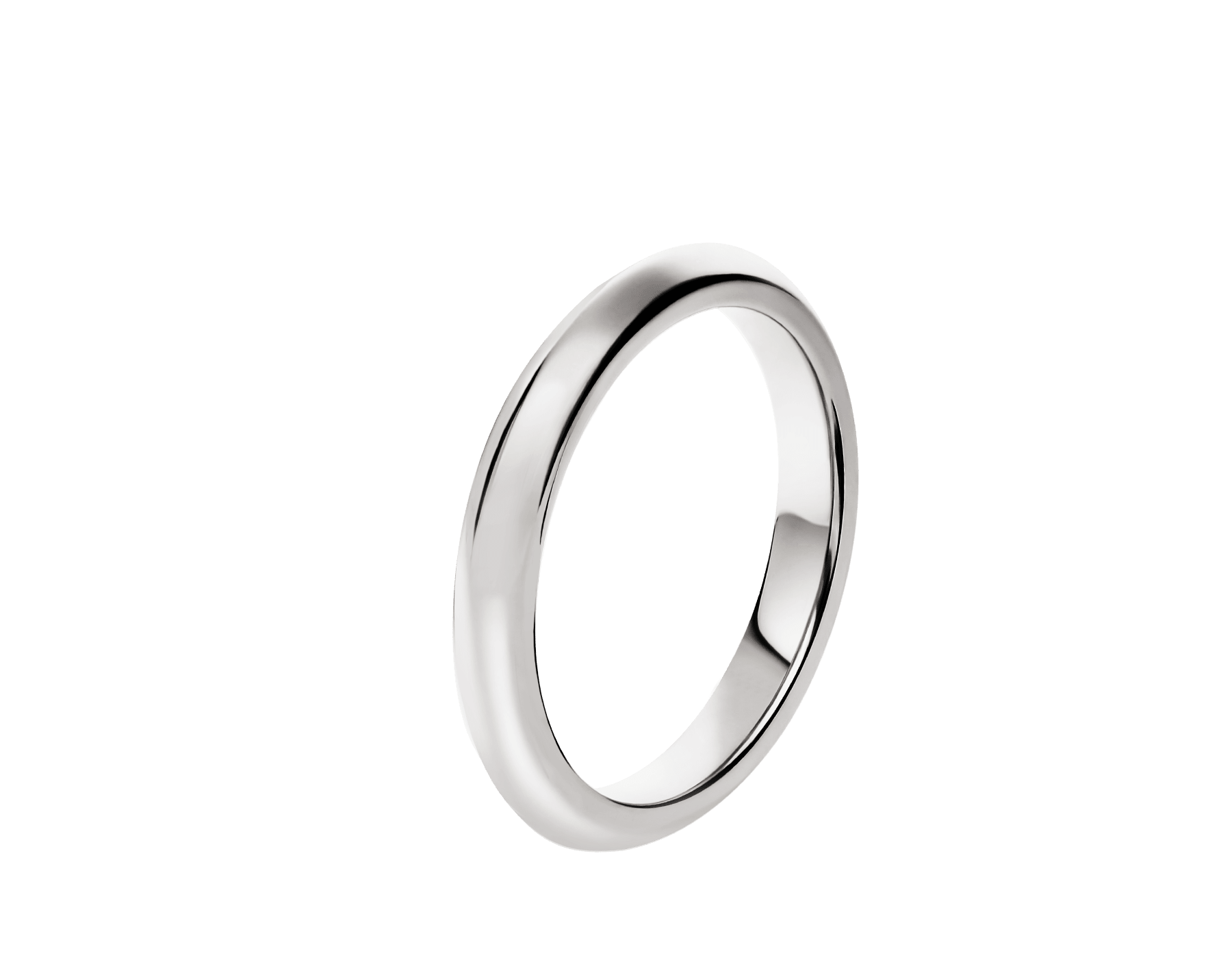 Fedi Wedding Band in platinum AN852823 image 1