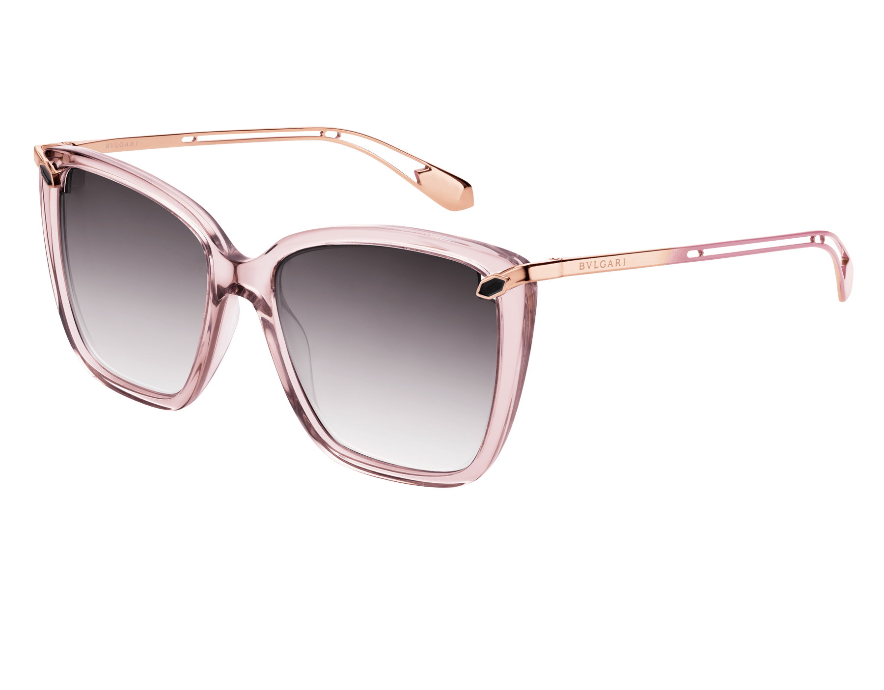 "Serpenti ""Heart"" acetate square sunglasses 904060 image 1"