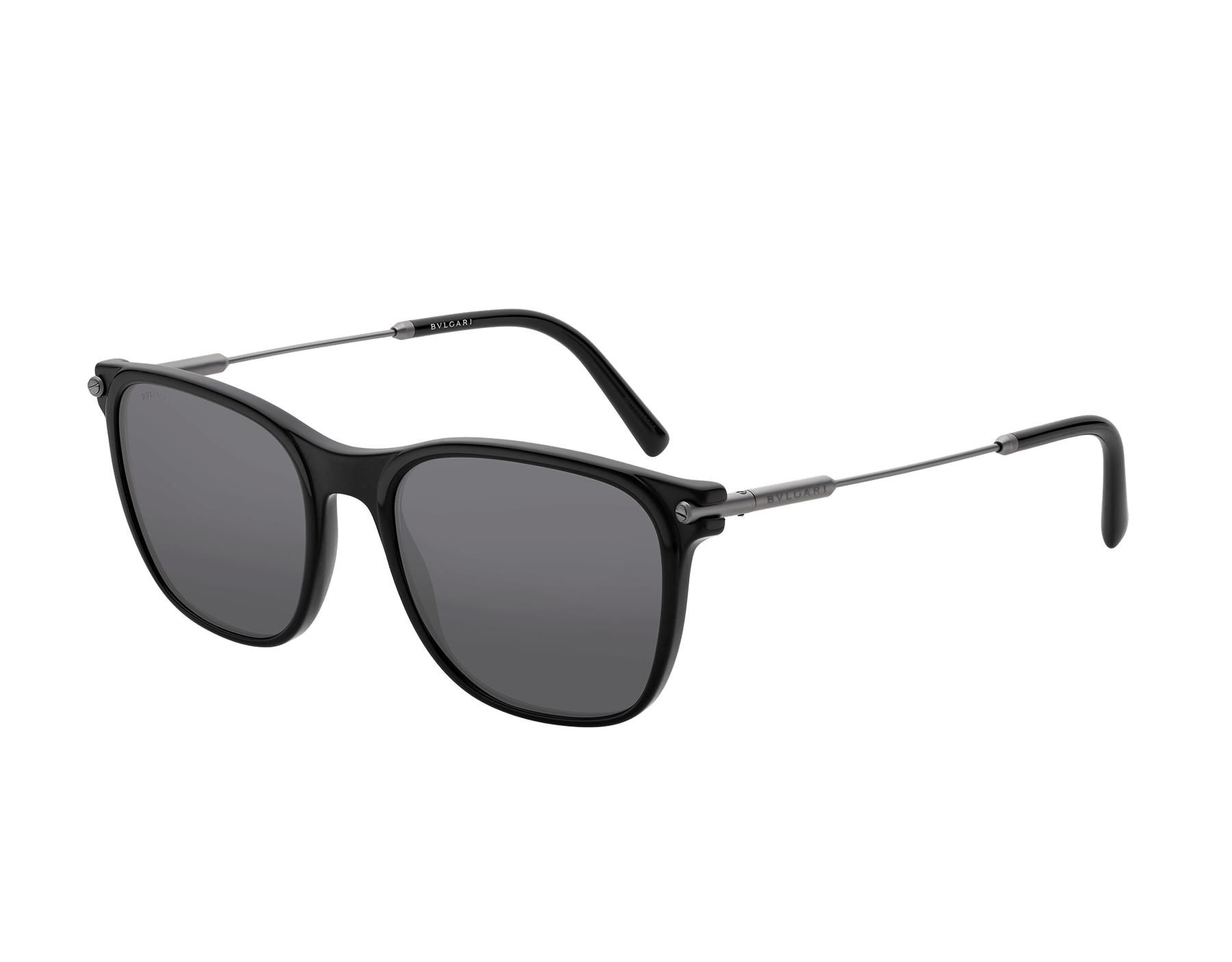 Diagono rectangular acetate sunglasses. 903600 image 1
