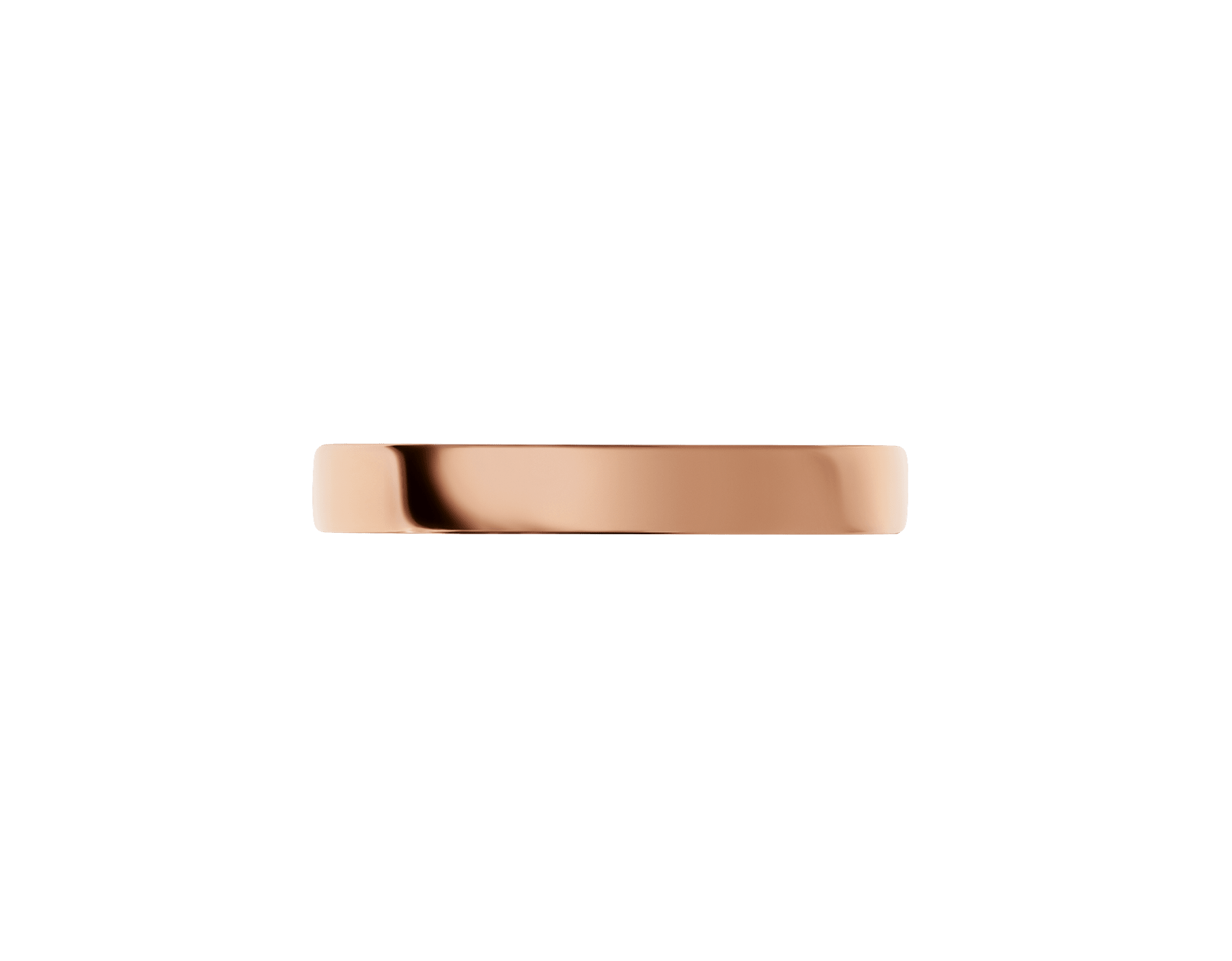 MarryMe 18 kt rose gold wedding band AN858416 image 3