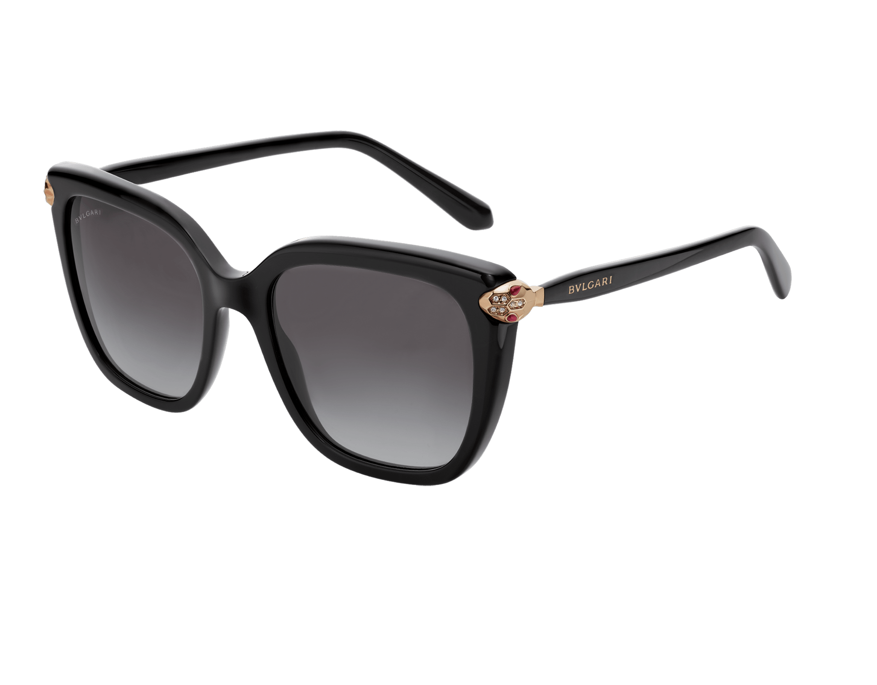 Serpenti squared acetate sunglasses. 903559 image 1