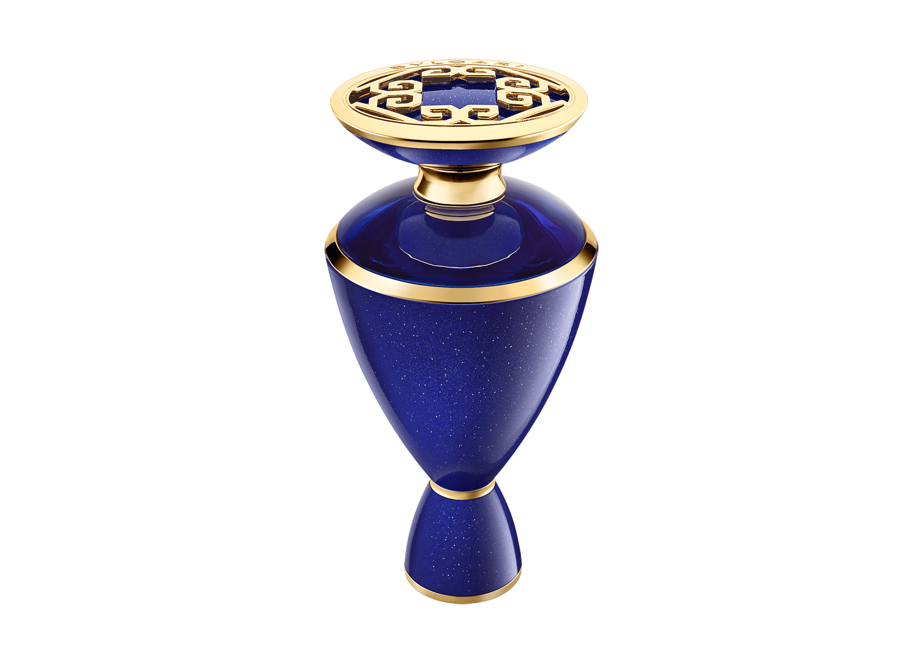 The encounter of two gems of nature: the iridescent Aventurine gemstone and precious Saffron spice harmoniously give way to this magnificent new fragrance collector's duo 41493 image 1