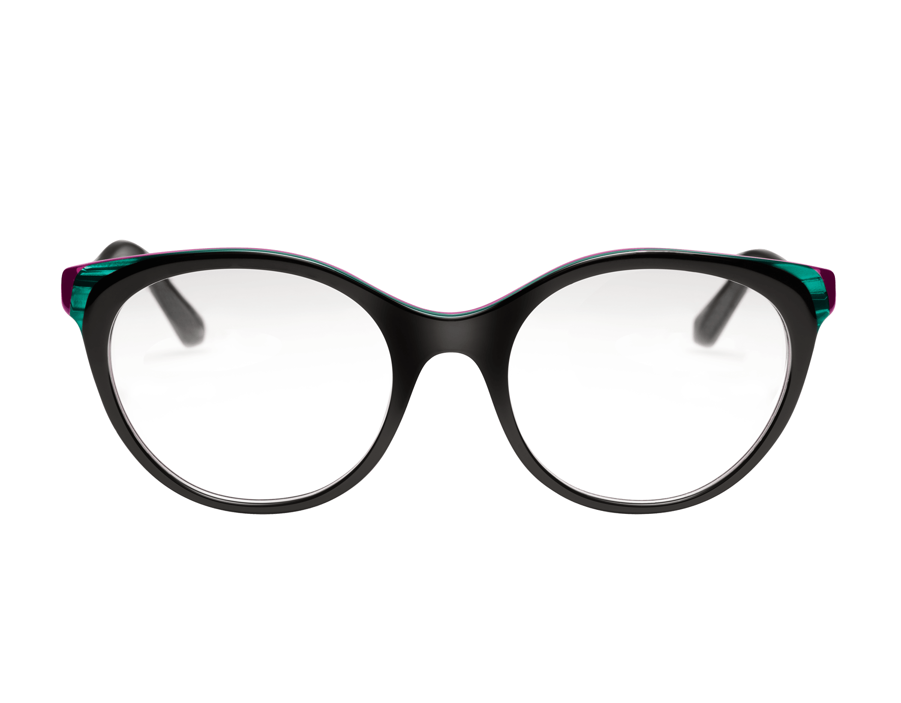 """Serpenti """"Back to Scale"""" acetate panthos glasses 904061 image 2"""