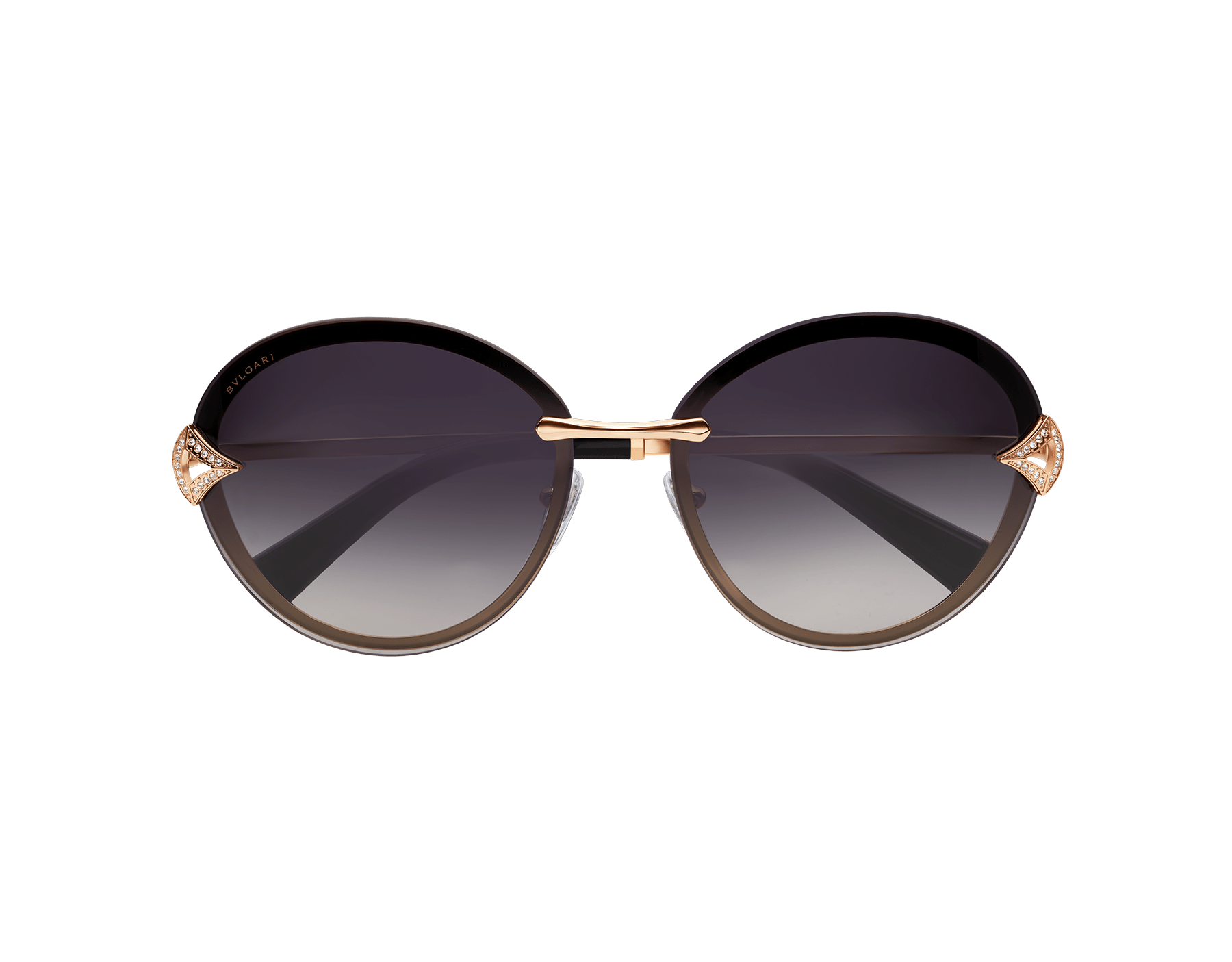DIVAS' DREAM oval metal sunglasses. 903393 image 2