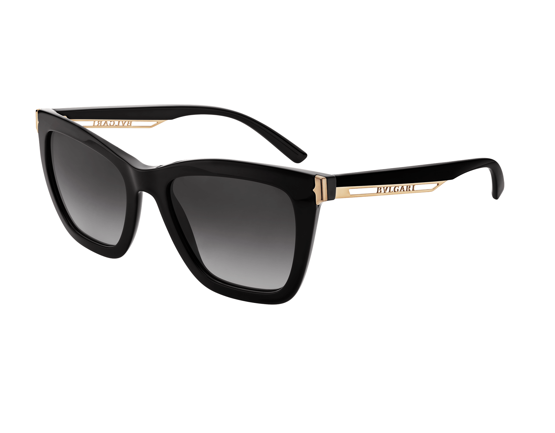 "B.zero1 ""Downtown"" rectangular acetate sunglasses 904075 image 1"