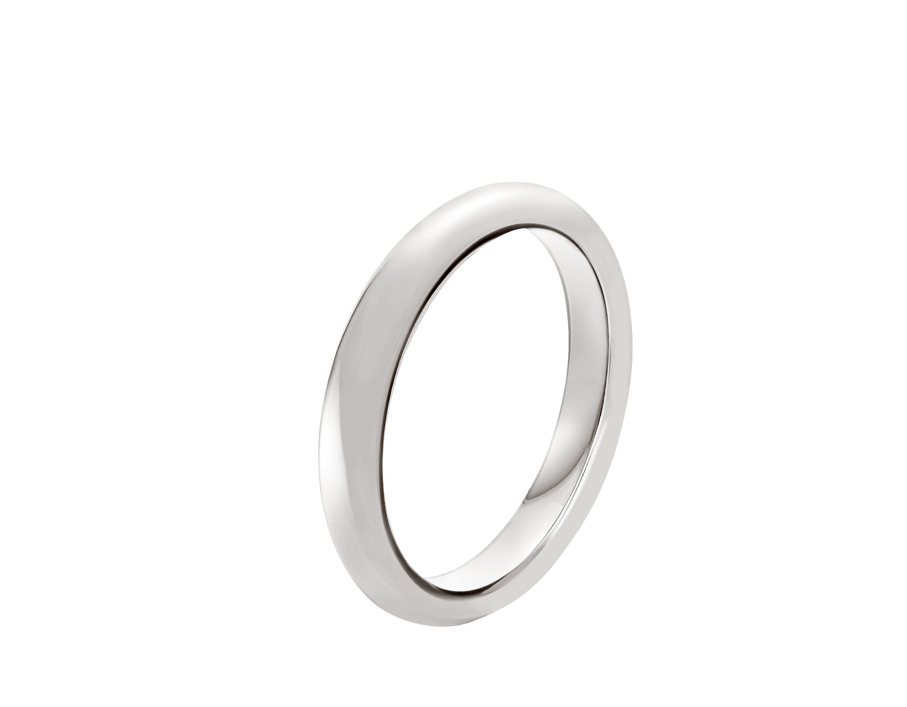 Fedi Wedding Band in platinum AN852822 image 1