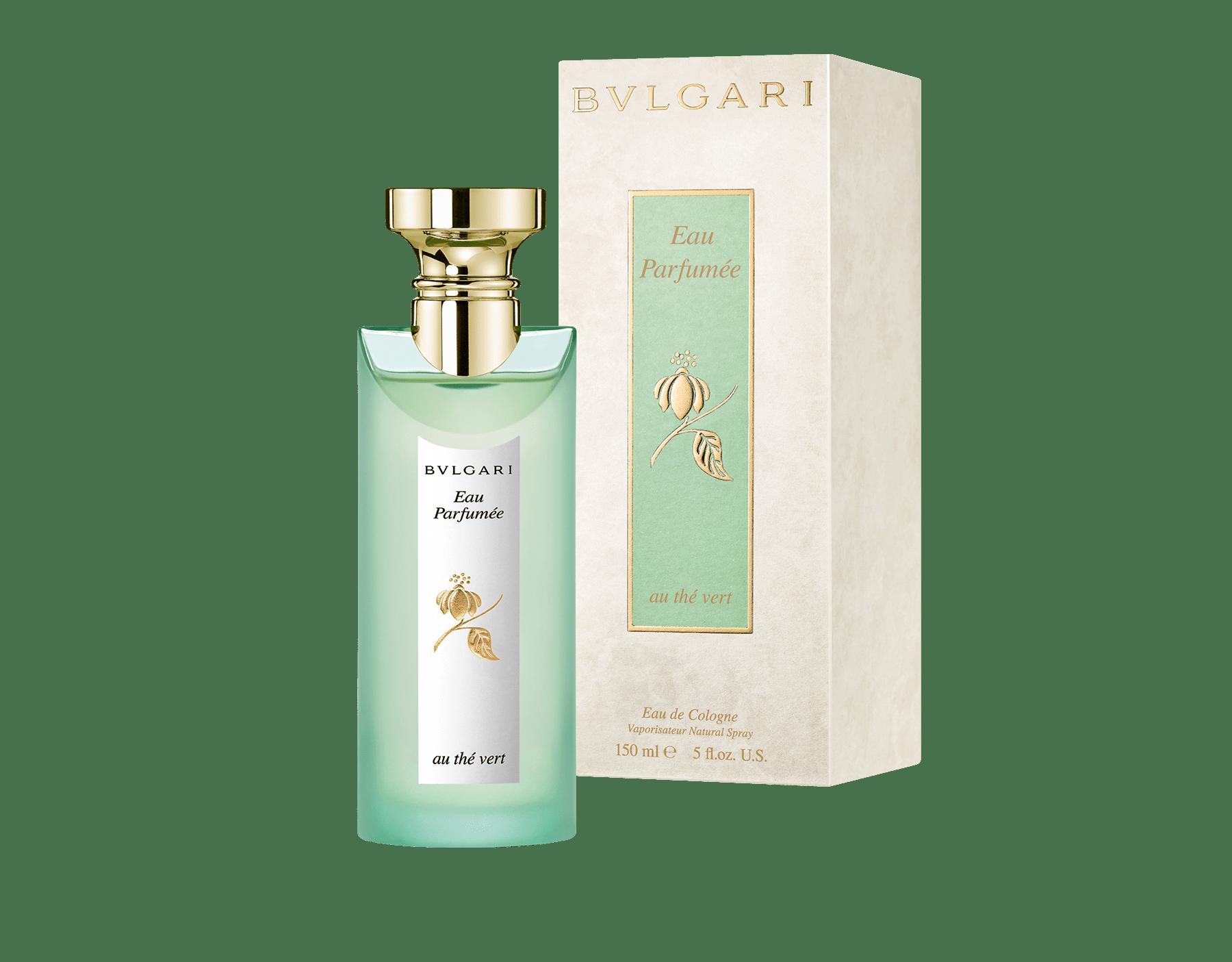 Une Eau de Cologne rafraîchissante de luxe pour homme et pour femme, rendant hommage au thé vert du Japon 47170 image 2