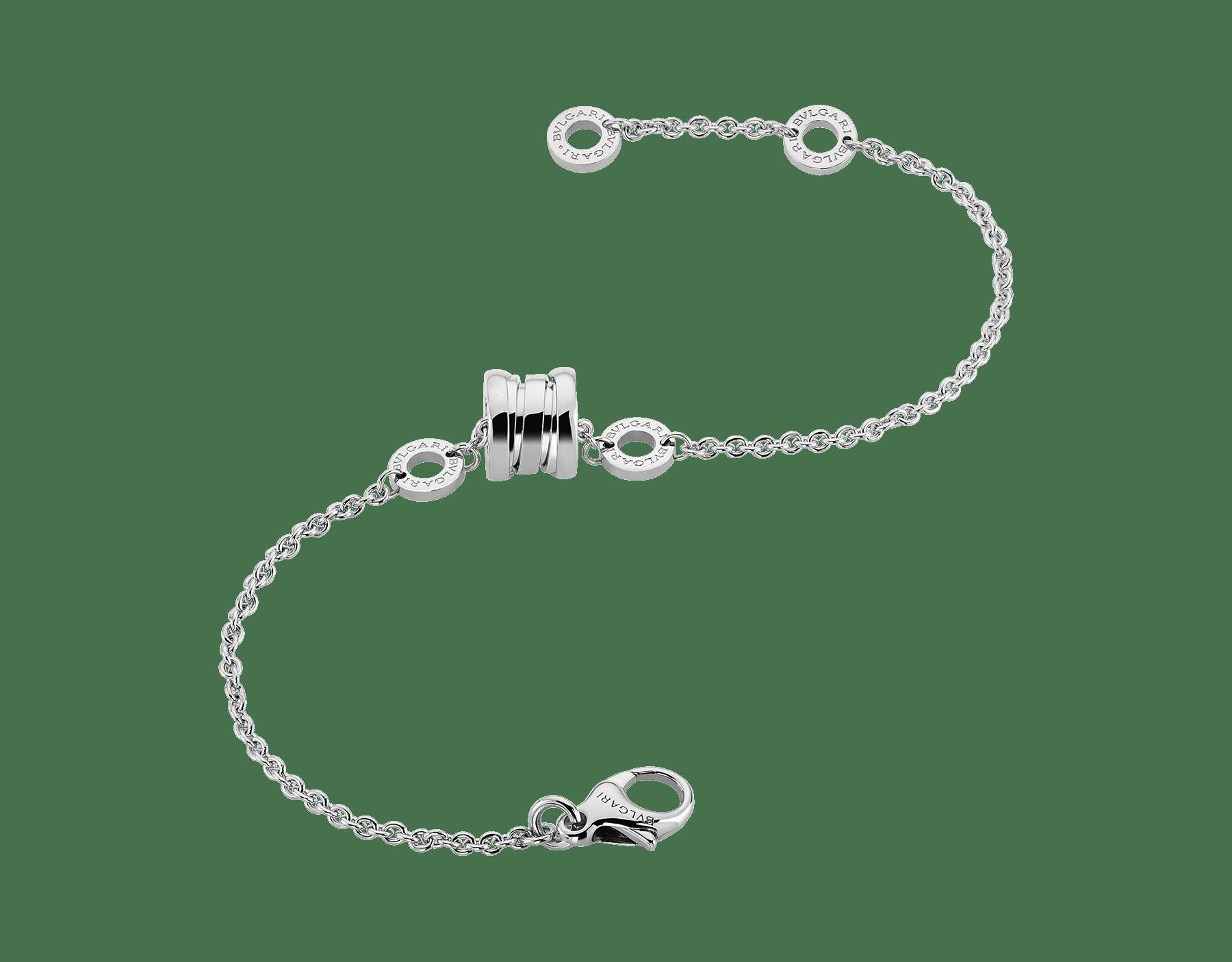 Pulsera flexible B.zero1 en oro blanco de 18 qt. BR853720 image 2