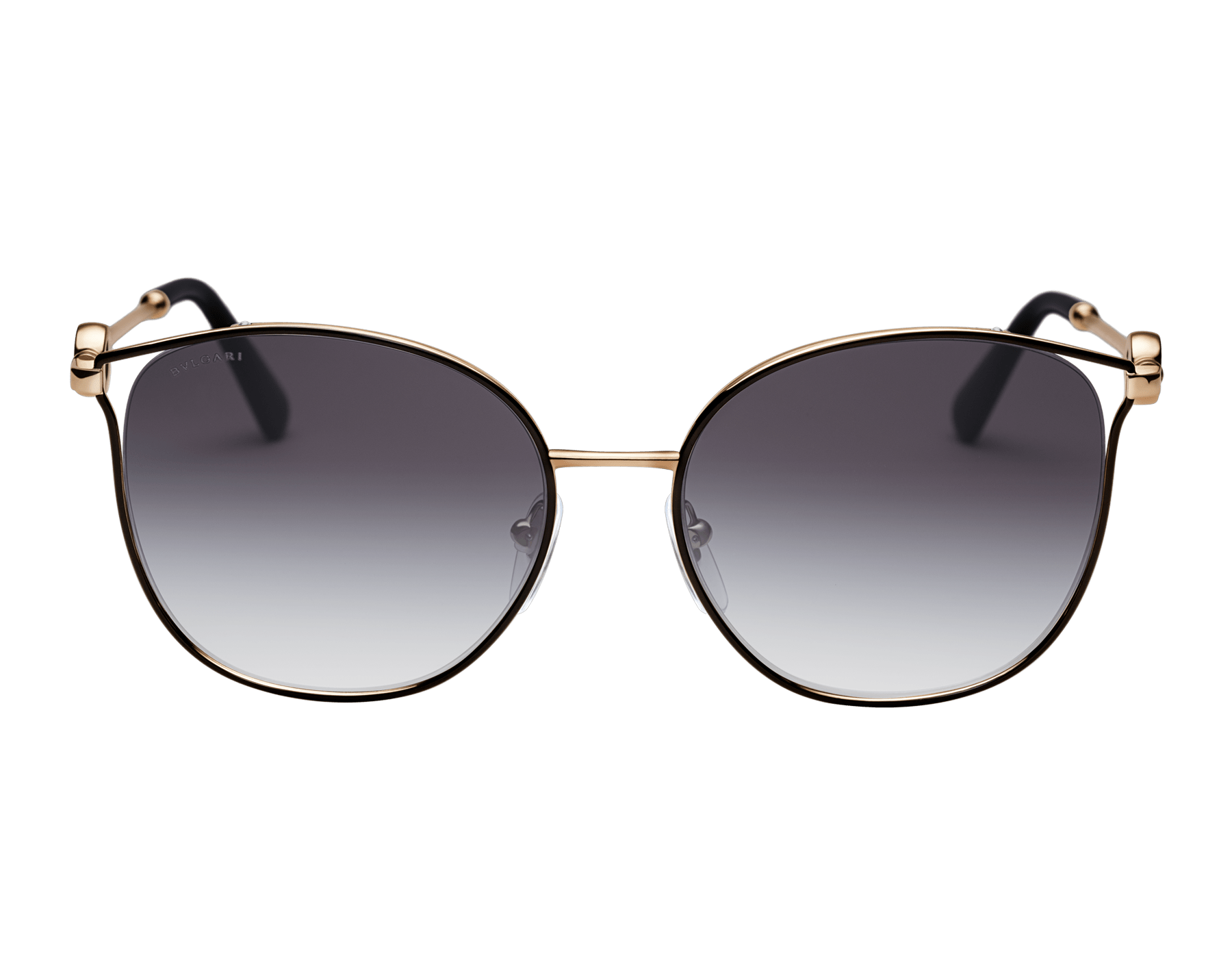 BVLGARI BVLGARI rounded cat-eye metal sunglasses 903663 image 2