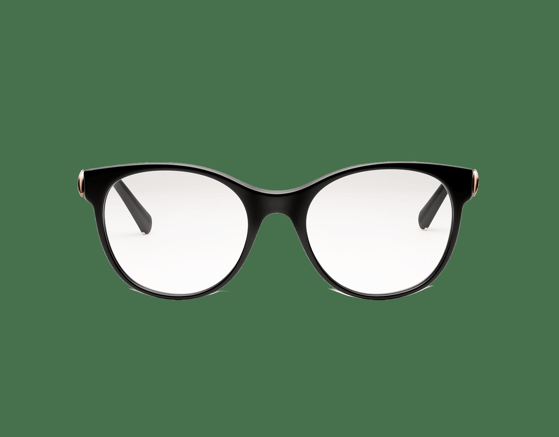 Occhiali da vista DIVAS' DREAM con montatura cat-eye in acetato. 903630 image 2
