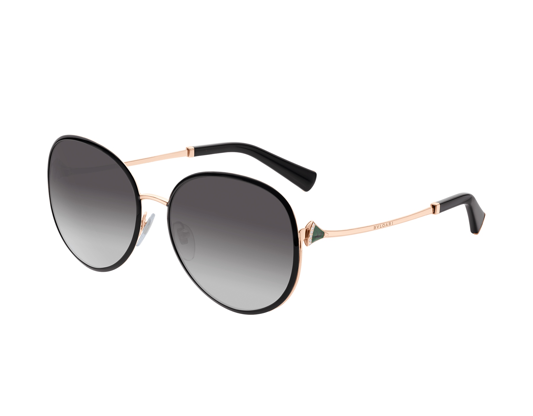 Divas' Dream rounded metal sunglasses. 903594 image 1