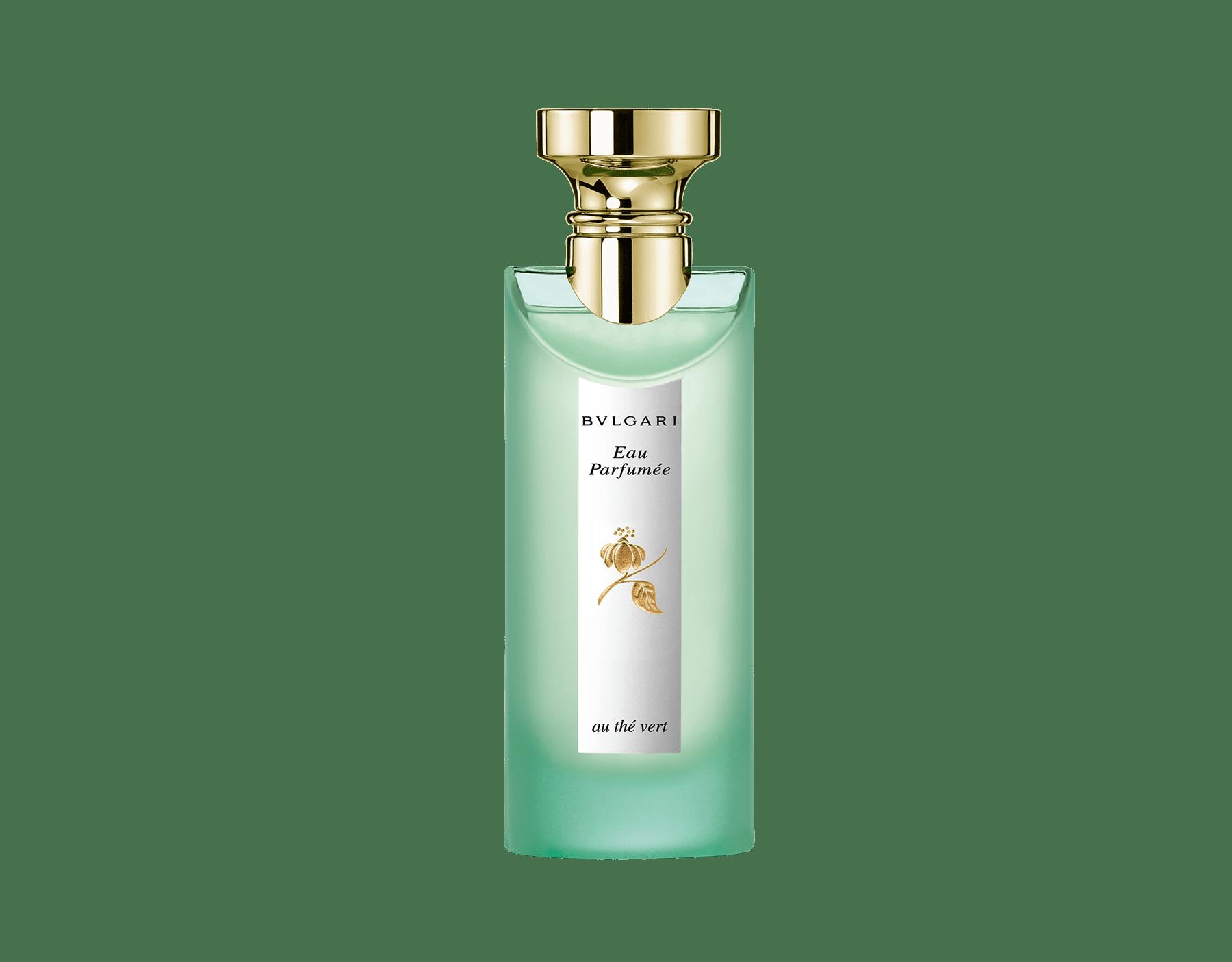 Une Eau de Cologne rafraîchissante de luxe pour homme et pour femme, rendant hommage au thé vert du Japon 47170 image 1