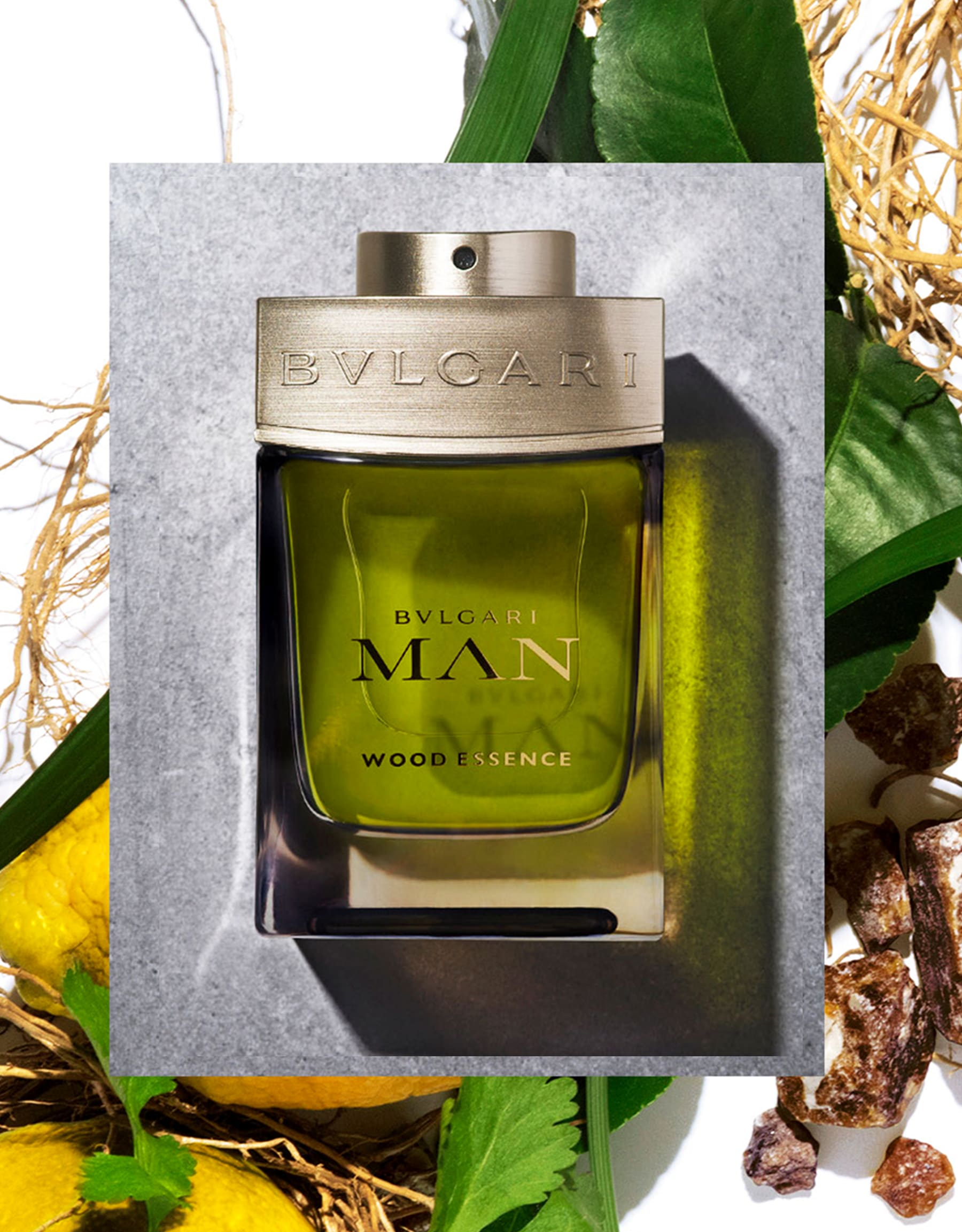An energizing woody eau de parfume inspired by the life force found in nature. 46100 image 4