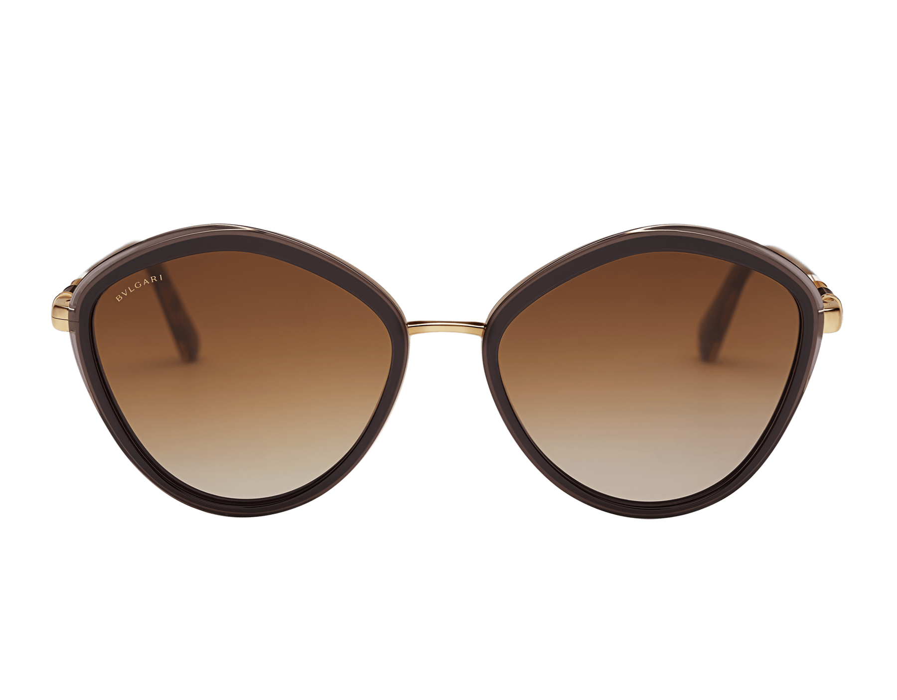 Bulgari Serpenti rounded metal sunglasses. 903984 image 2