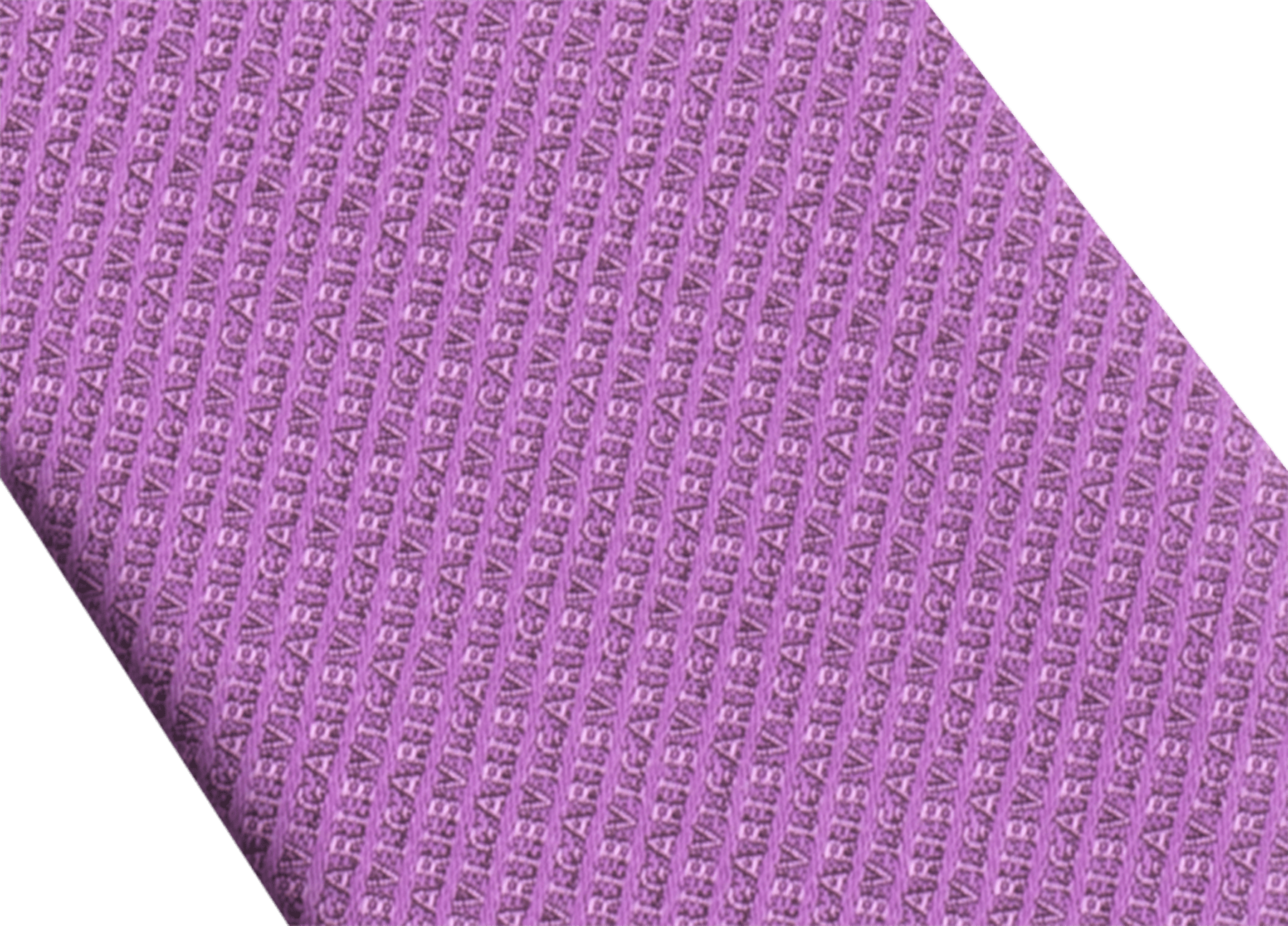Grape Amethyst Small Colours pattern seven-fold tie in fine jacquard silk. 244119 image 2