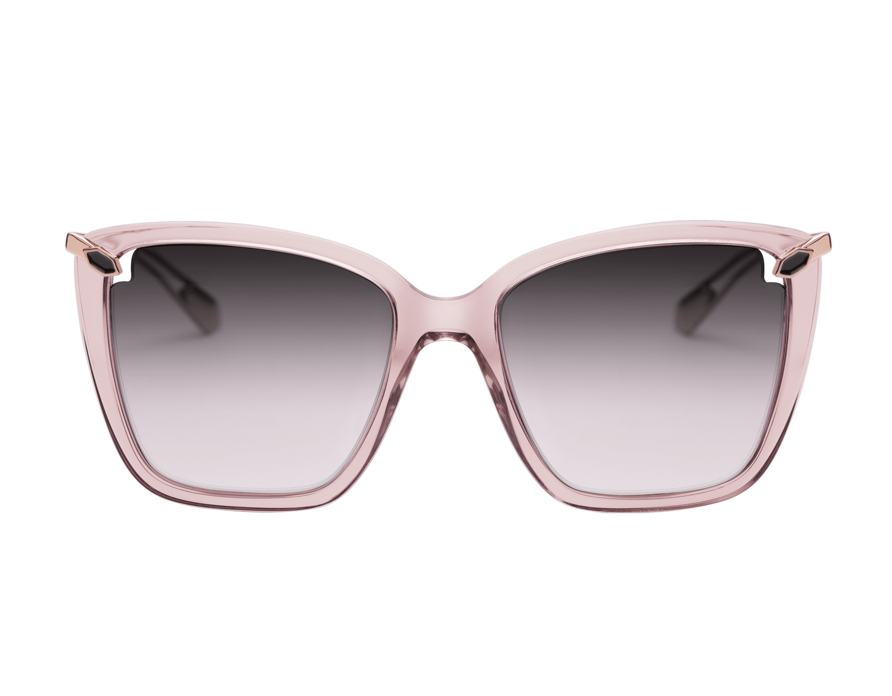 "Serpenti ""Heart"" acetate square sunglasses 904060 image 2"