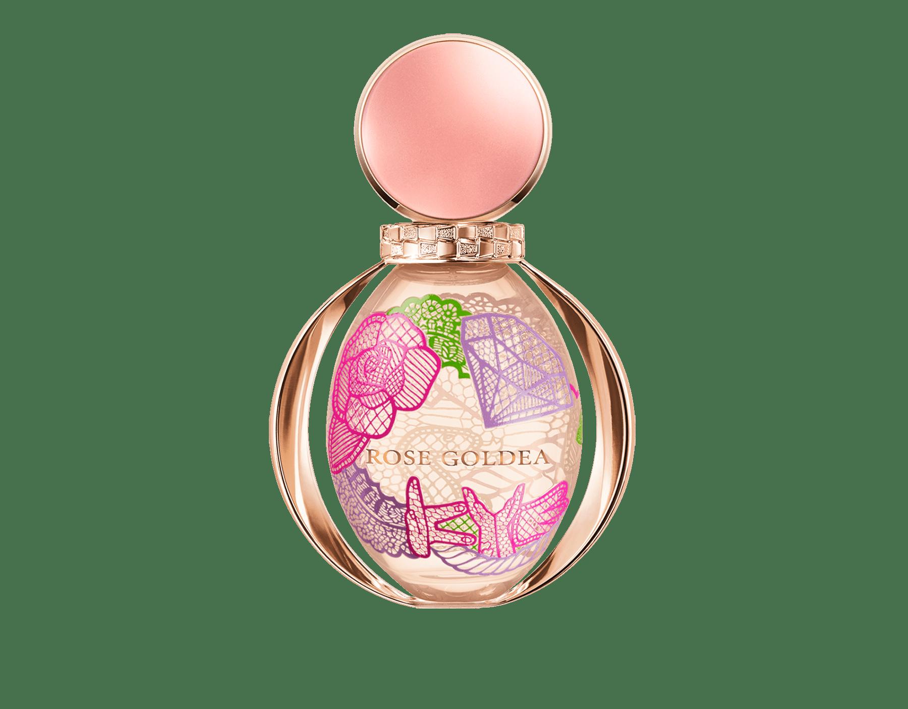 全新限量版香水,和韓國設計師 Kathleen Kye 合作,融入 Rose Goldea 原版淡香精的精神,並做出全新的精采詮釋。 41150 image 1