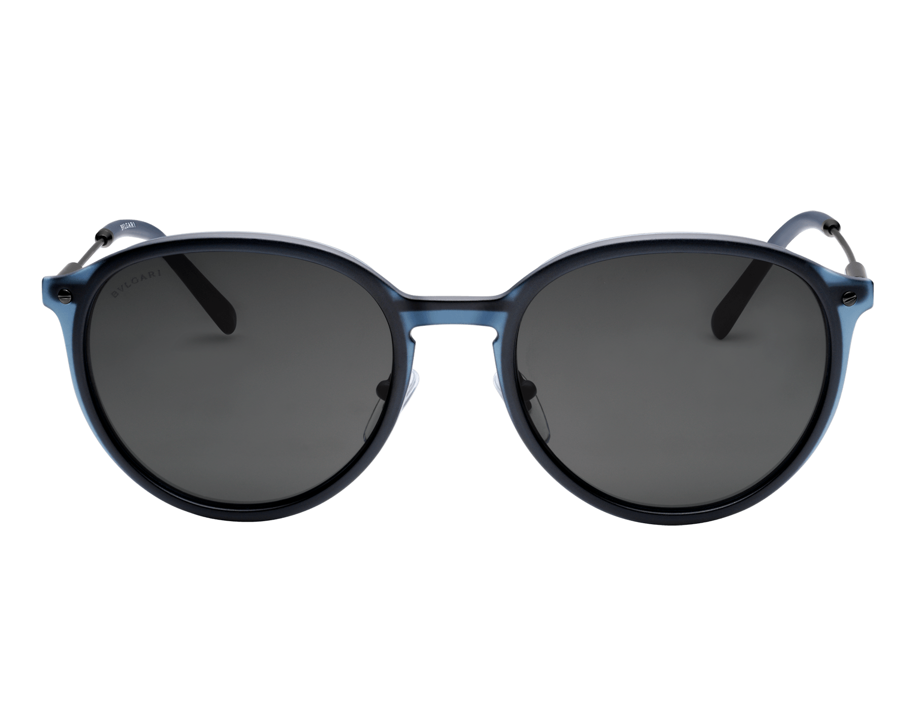 Diagono rounded metal sunglasses. 903558 image 2
